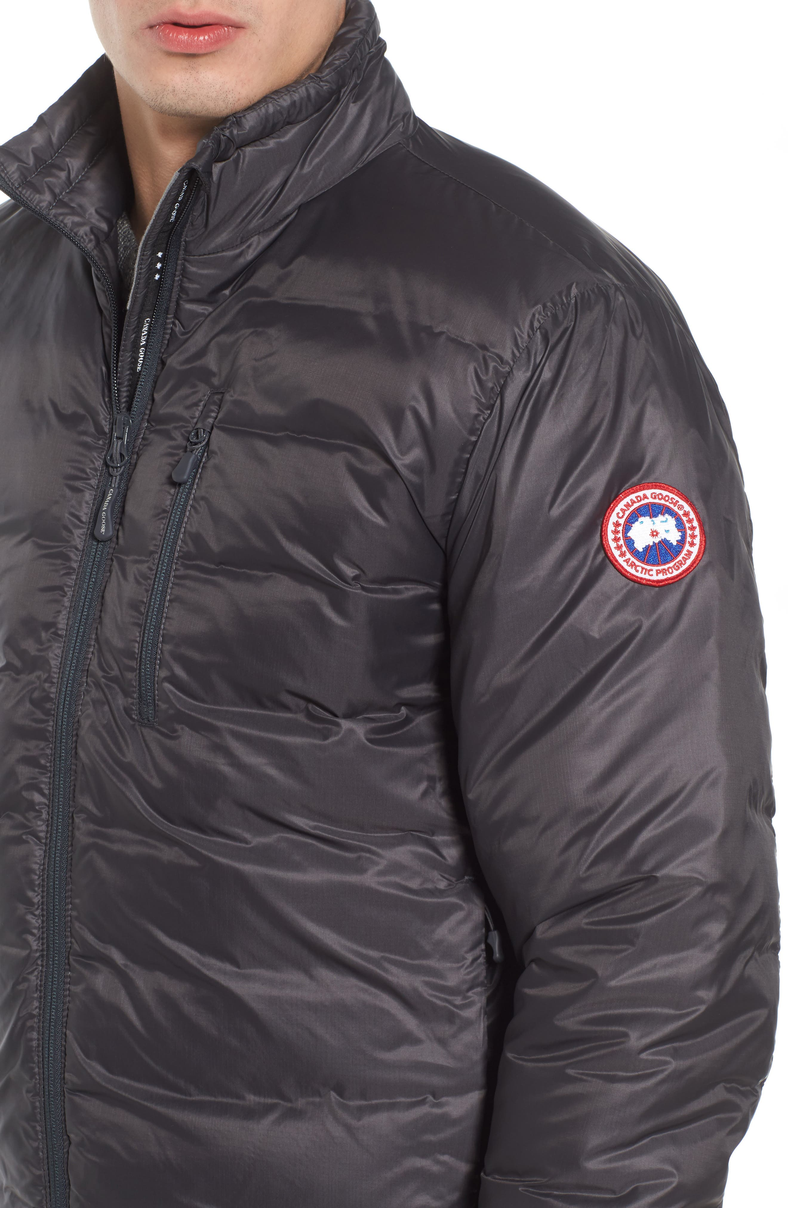 Alternate Image 4  - Canada Goose 'Lodge' Slim Fit Packable Windproof 750 Down Fill Jacket