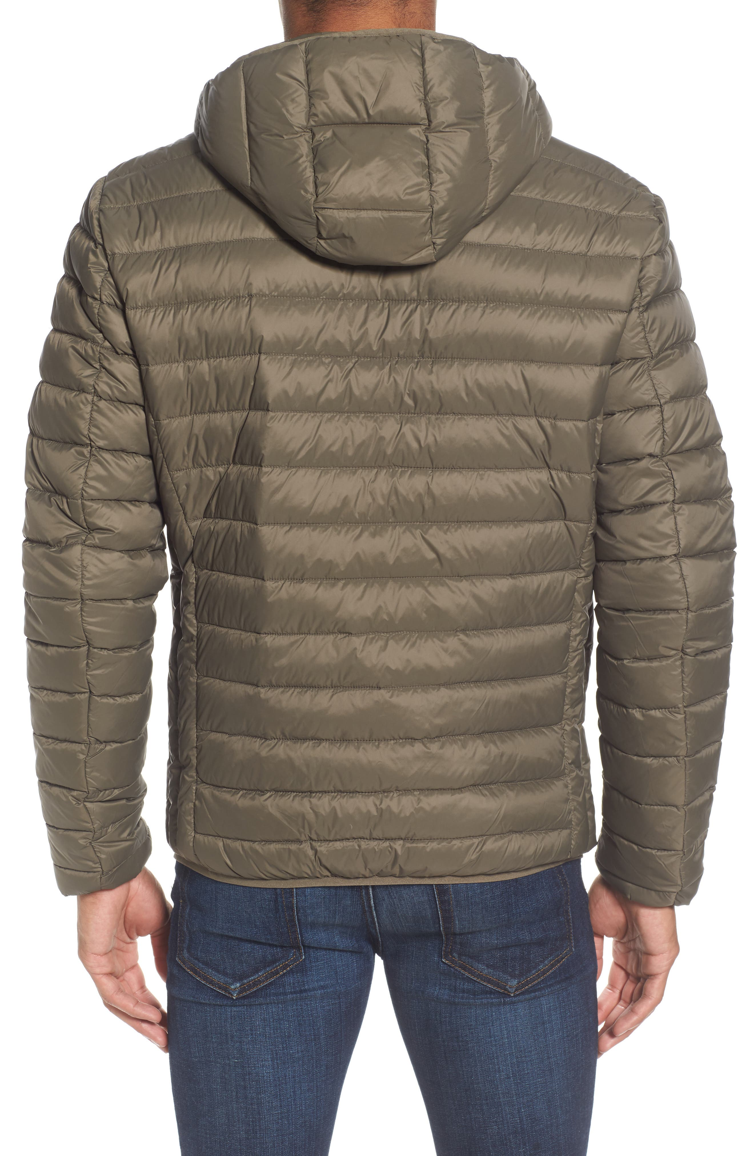 Alternate Image 2  - Schott NYC Zip Front Down Jacket