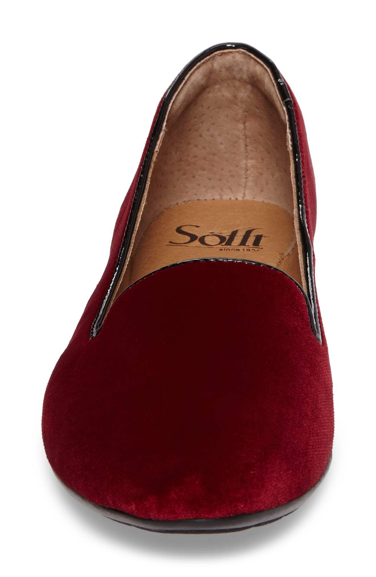 Alternate Image 4  - Söfft Belden Almond Toe Loafer (Women)