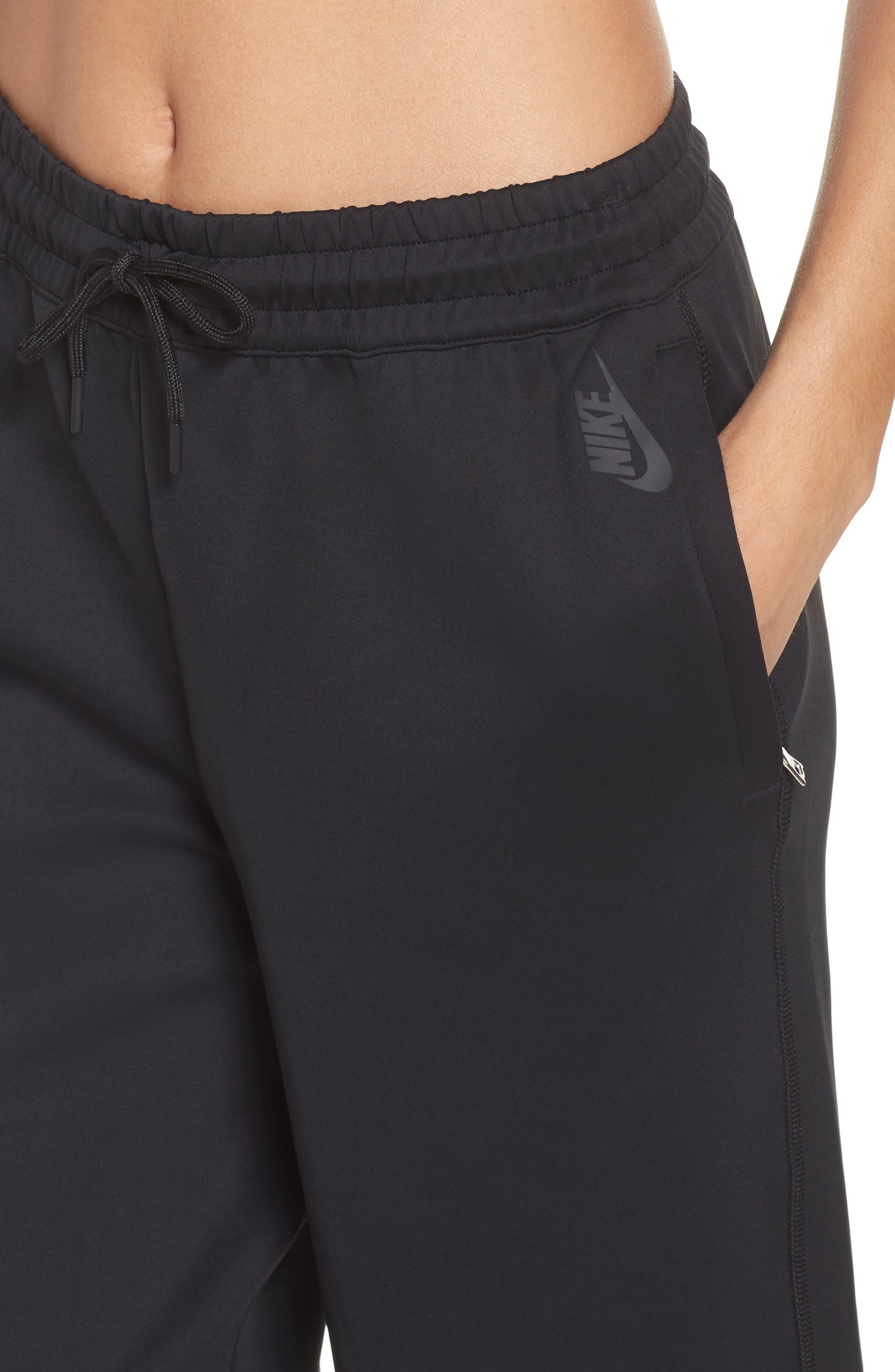 Alternate Image 4  - Nike Essentials Culottes