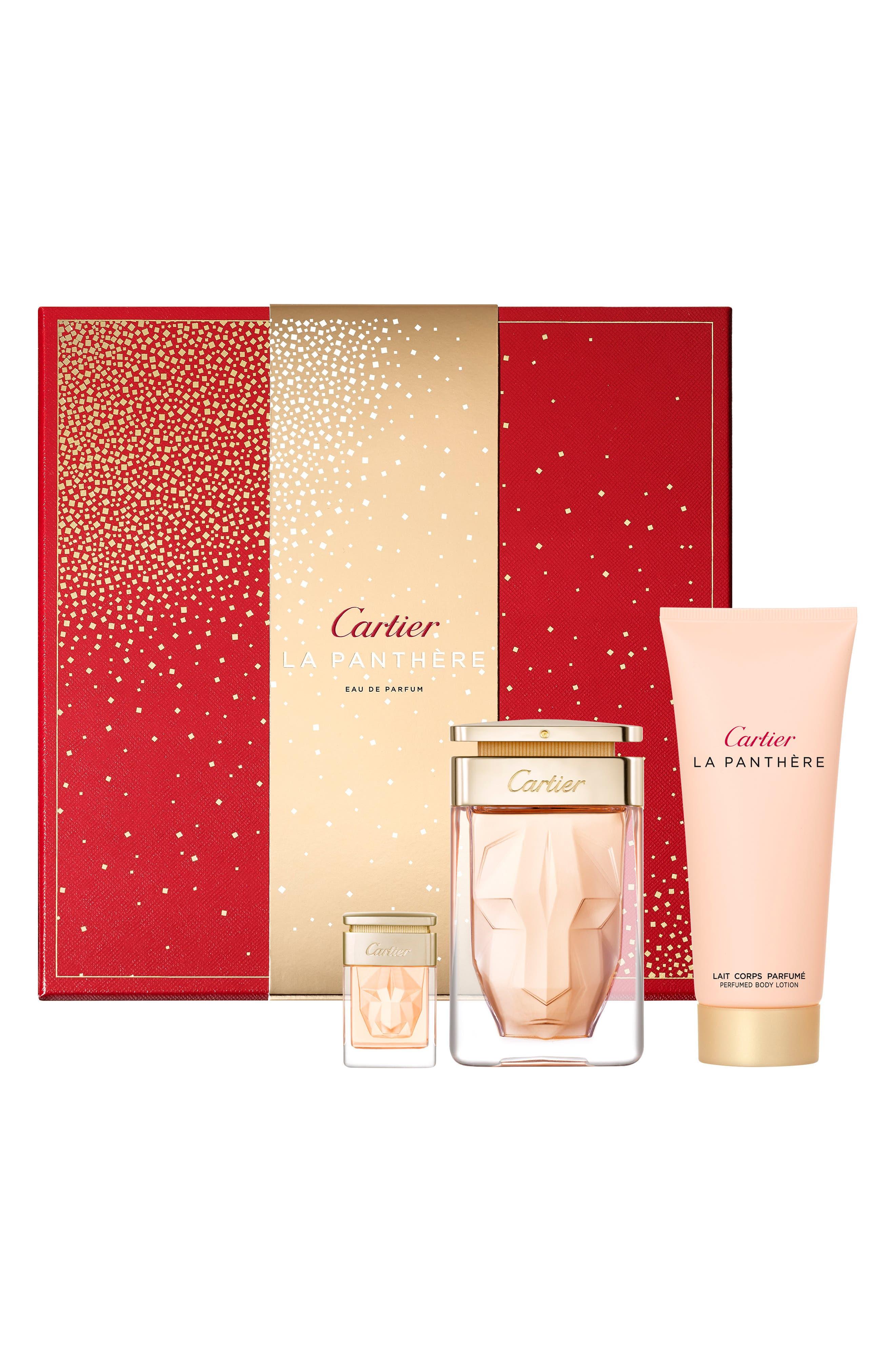 La Panthère Eau de Parfum Set,                         Main,                         color, No Color