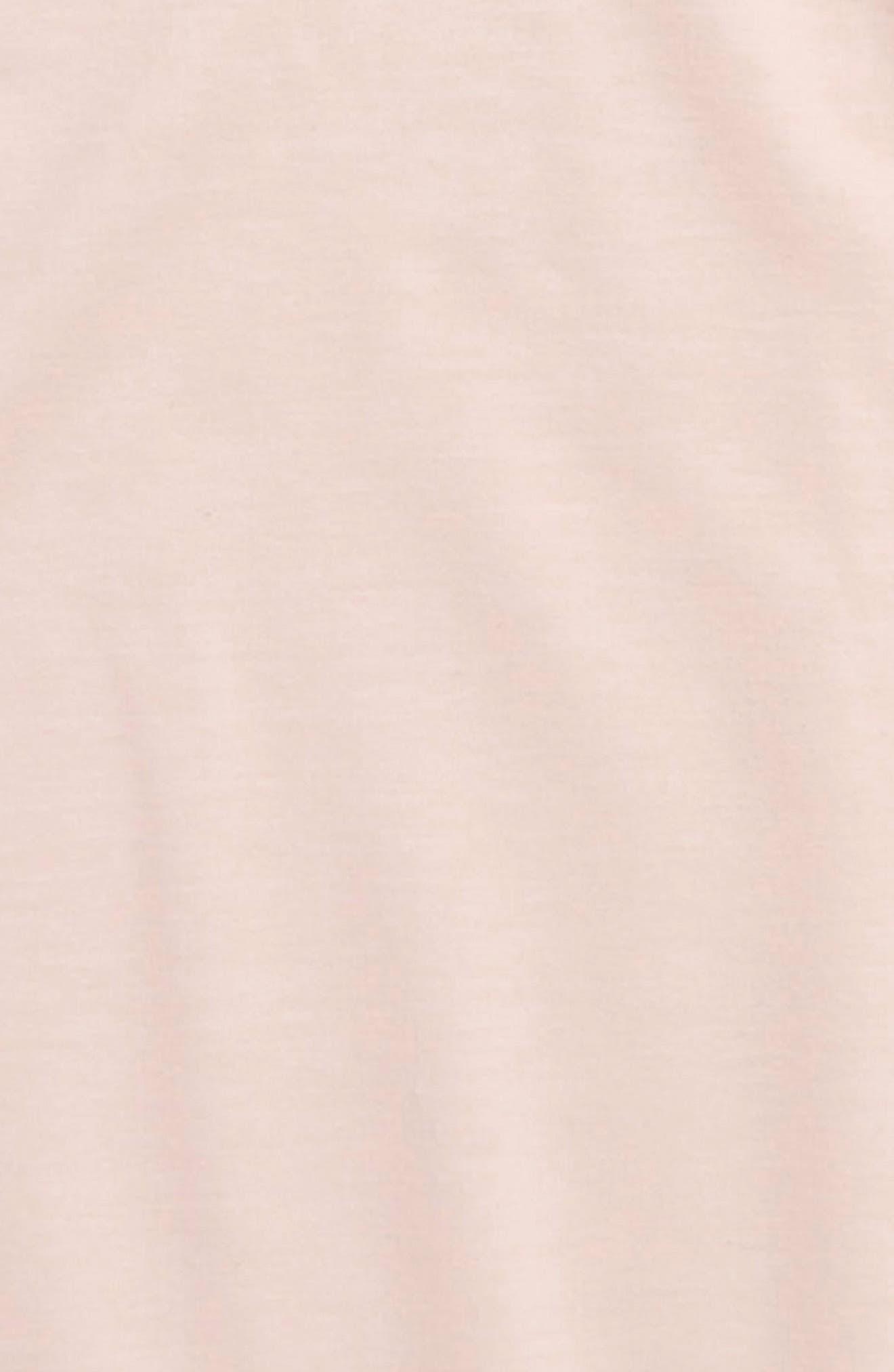Alternate Image 2  - Splendid Cold Shoulder Sweatshirt (Big Girls)