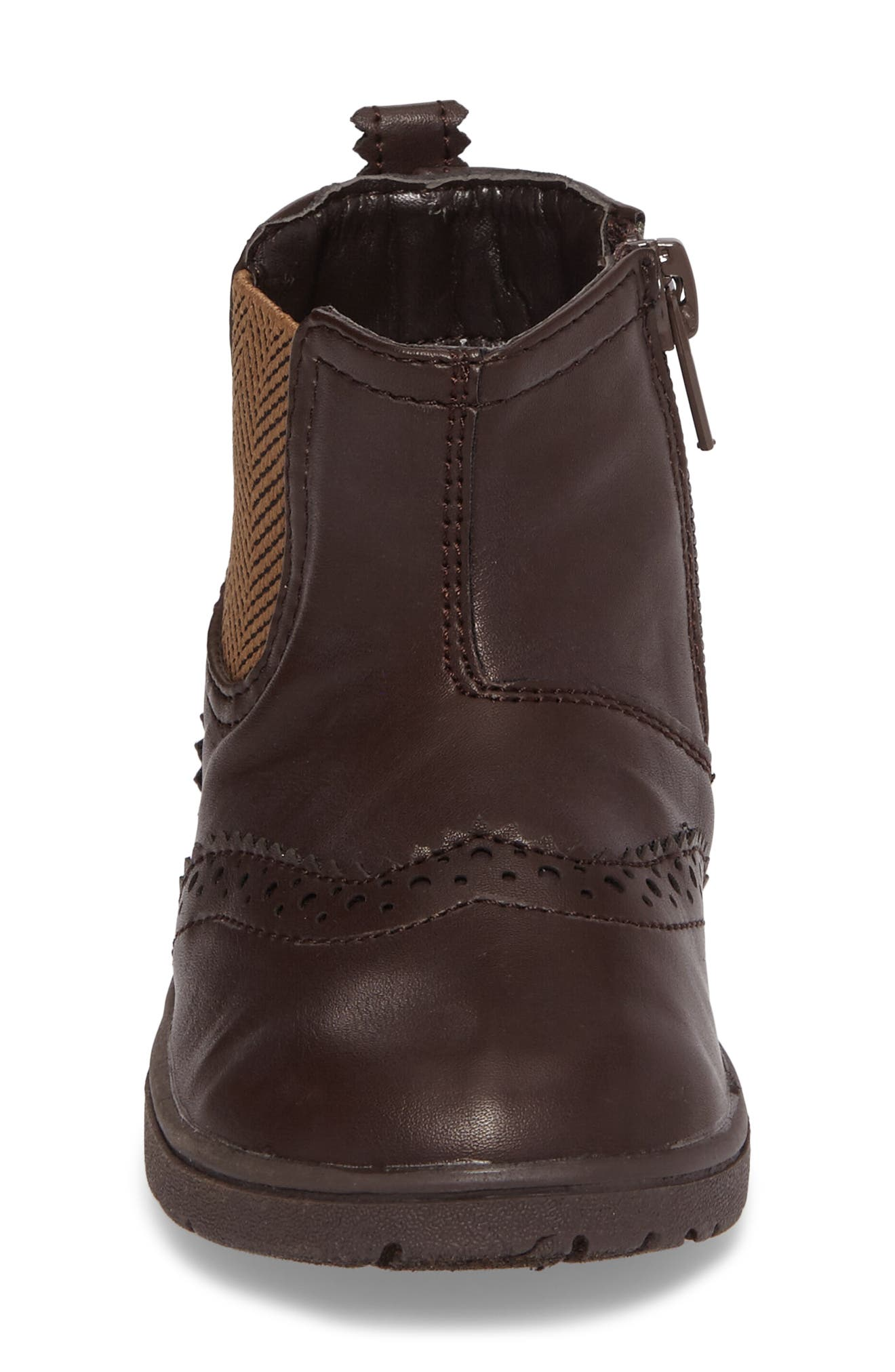 Alternate Image 4  - Kenneth Cole New York Peace Wing Bootie (Baby, Walker & Toddler)