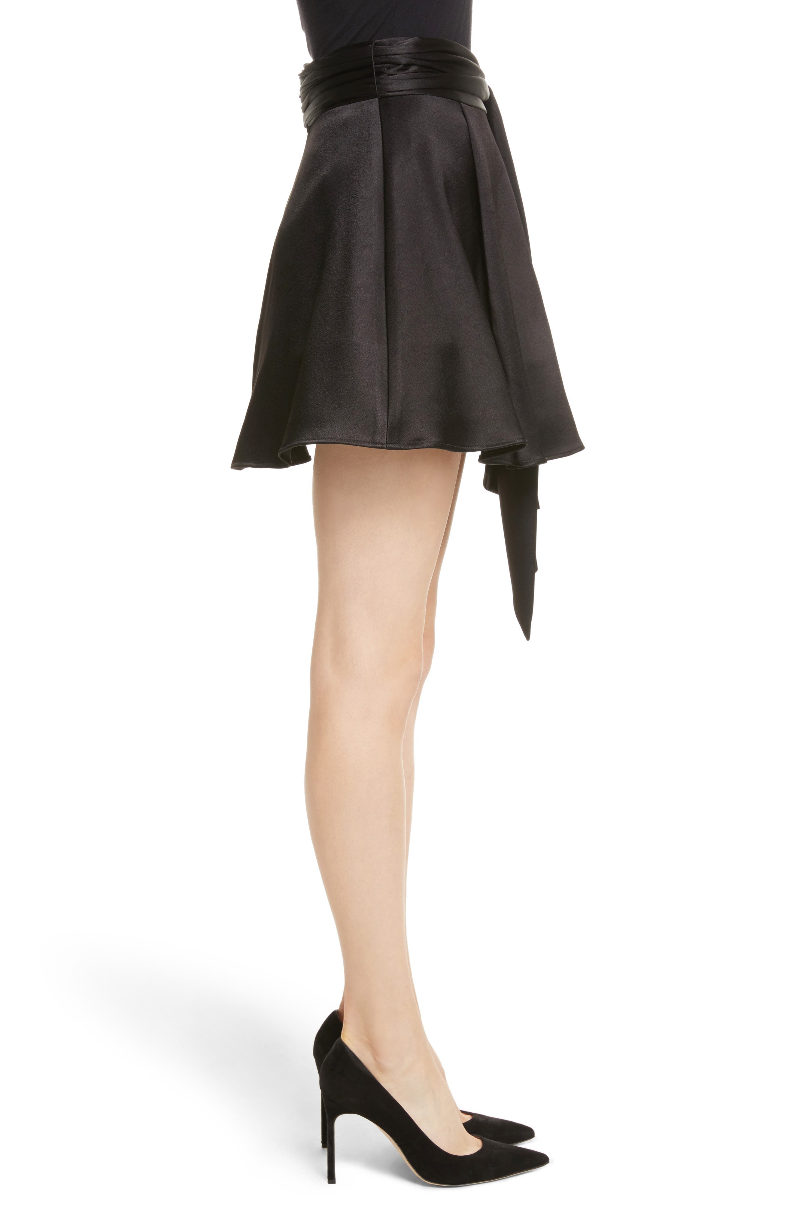 Alternate Image 4  - Alice + Olivia Helina Miniskirt