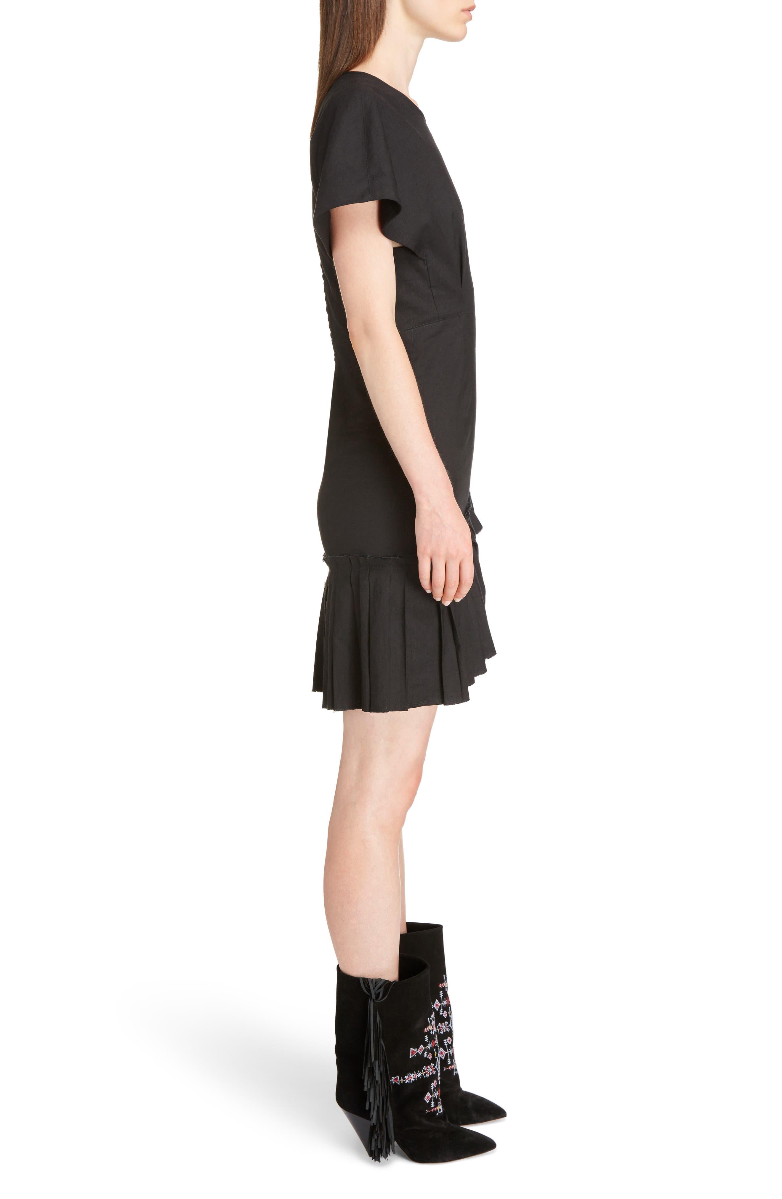 Alternate Image 3  - Isabel Marant Rimba Ruffle Hem Dress
