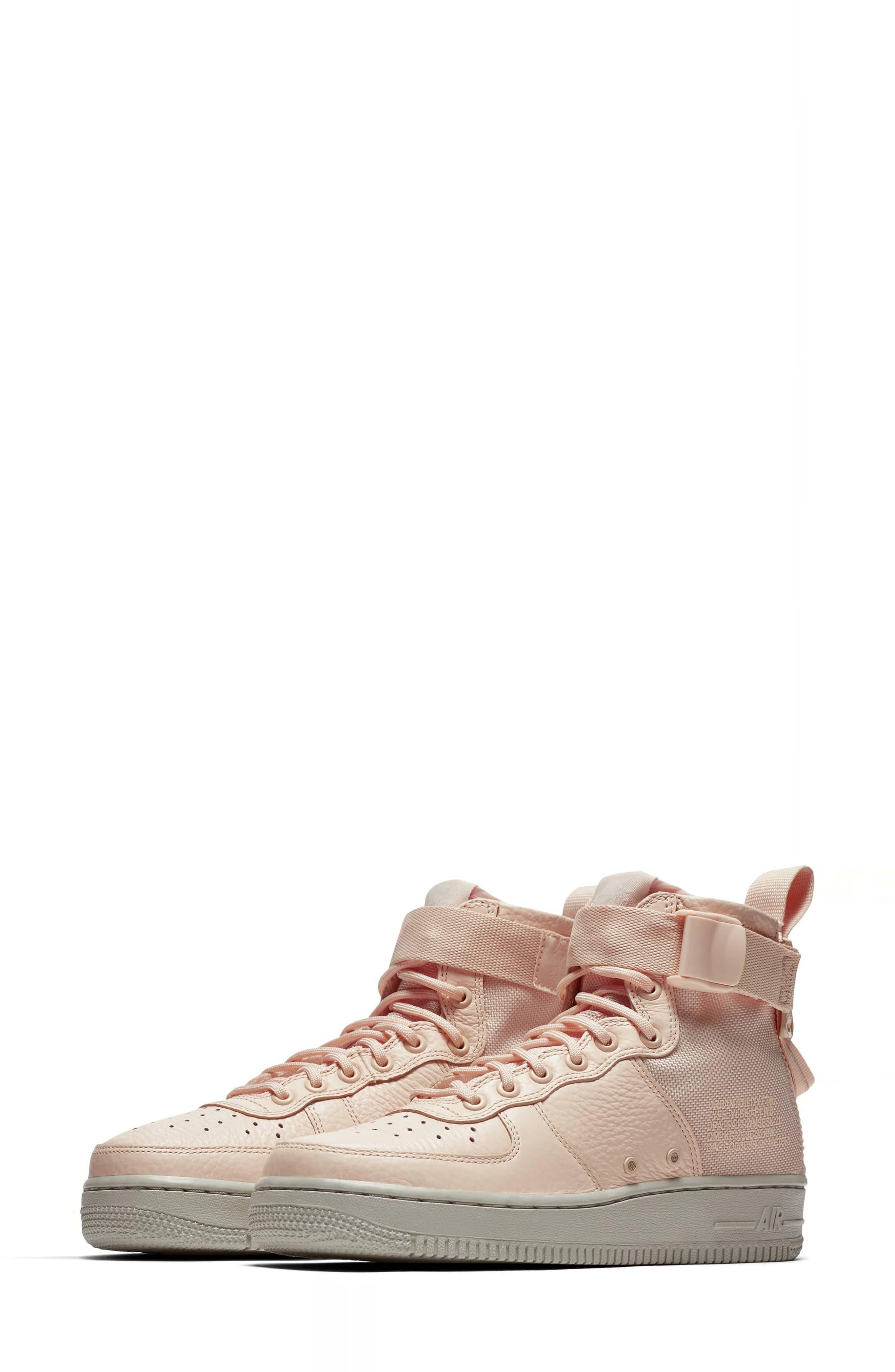 Nike SF Air Force 1 Mid Sneaker (Women)