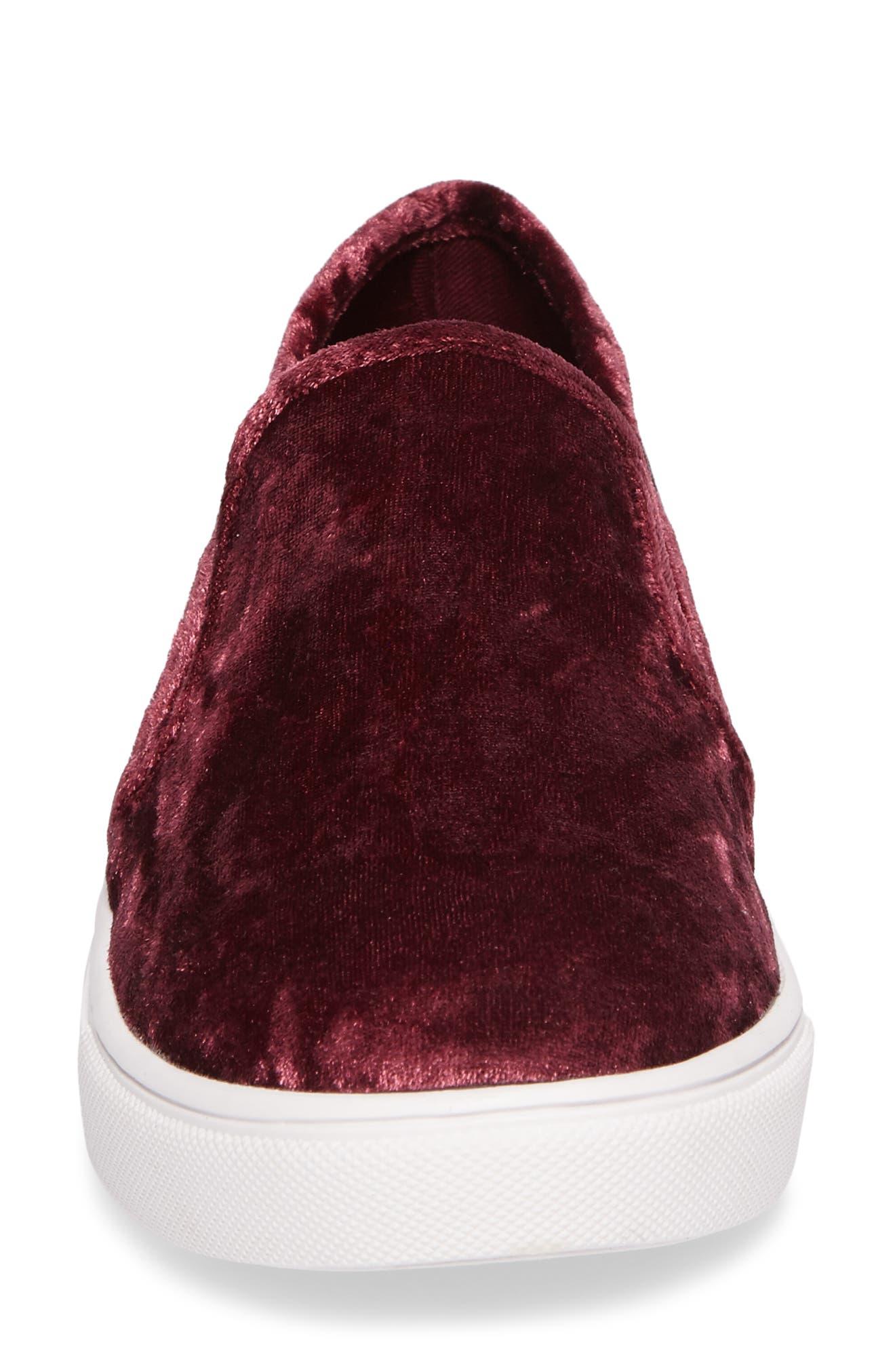 Alternate Image 4  - Steve Madden Ecntrcv Slip-On Sneaker (Women)