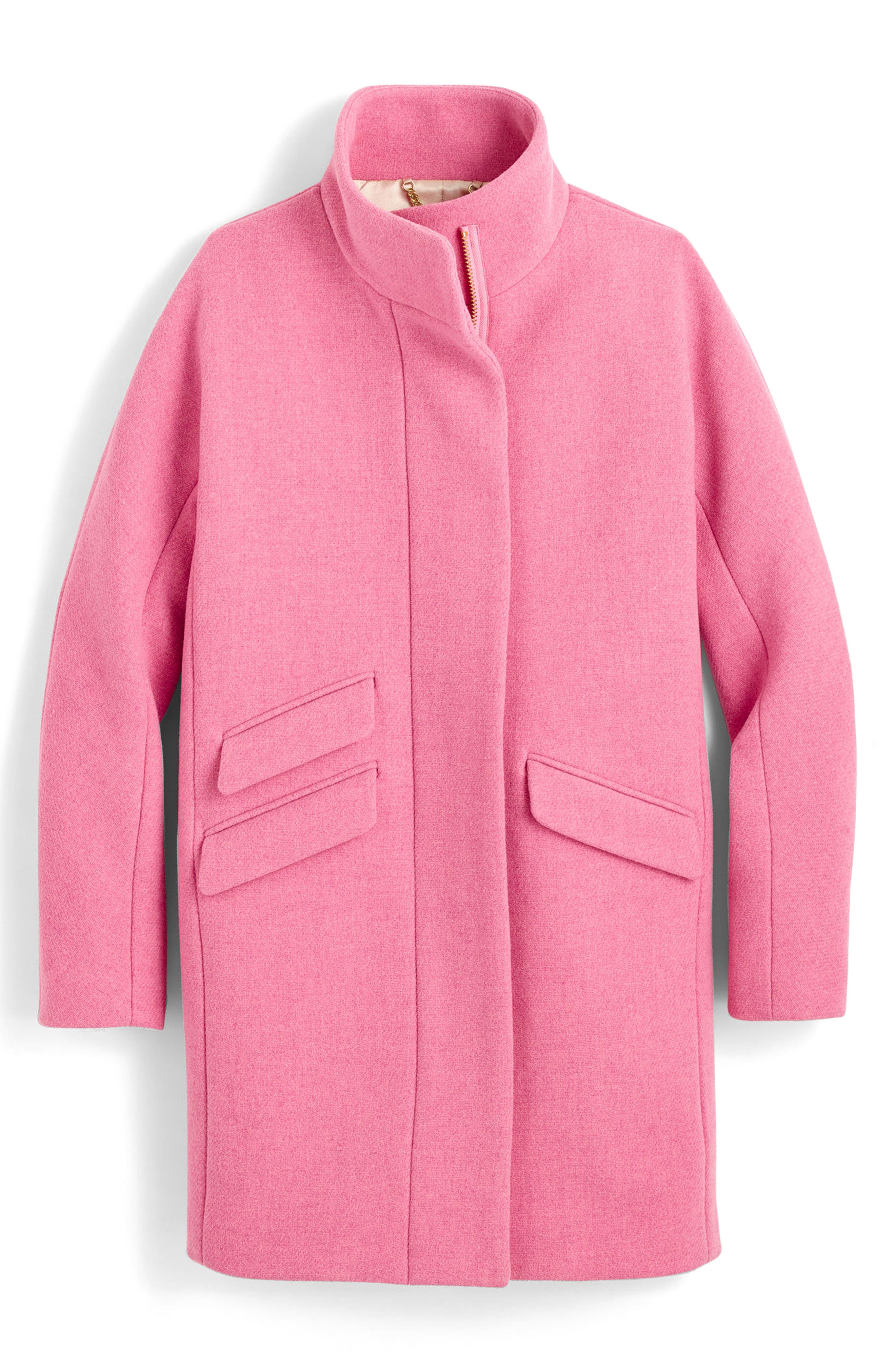 J.Crew Stadium Cloth Cocoon Coat (Regular & Petite)