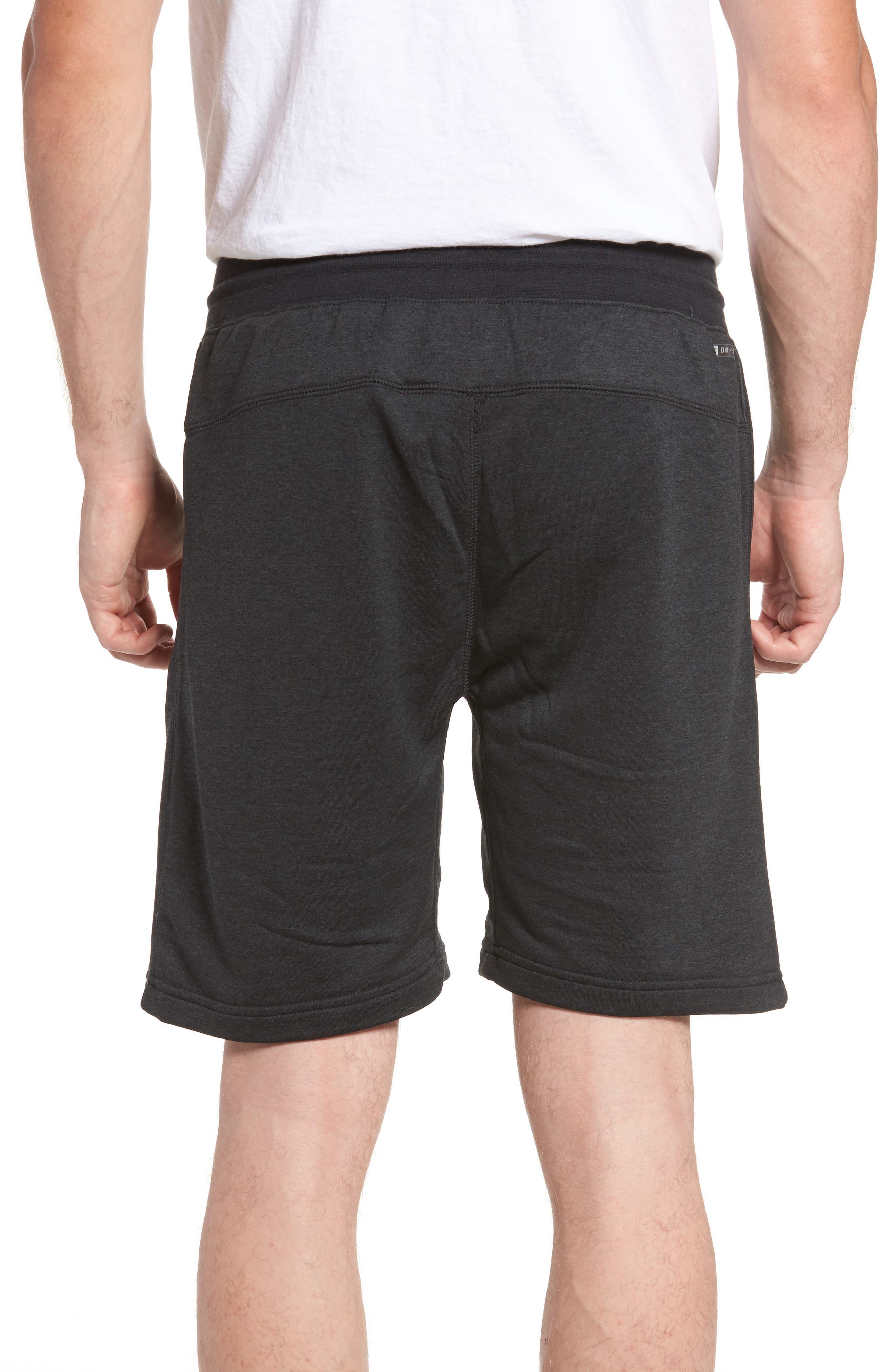 Dri-FIT Solar Shorts,                             Alternate thumbnail 2, color,                             Black