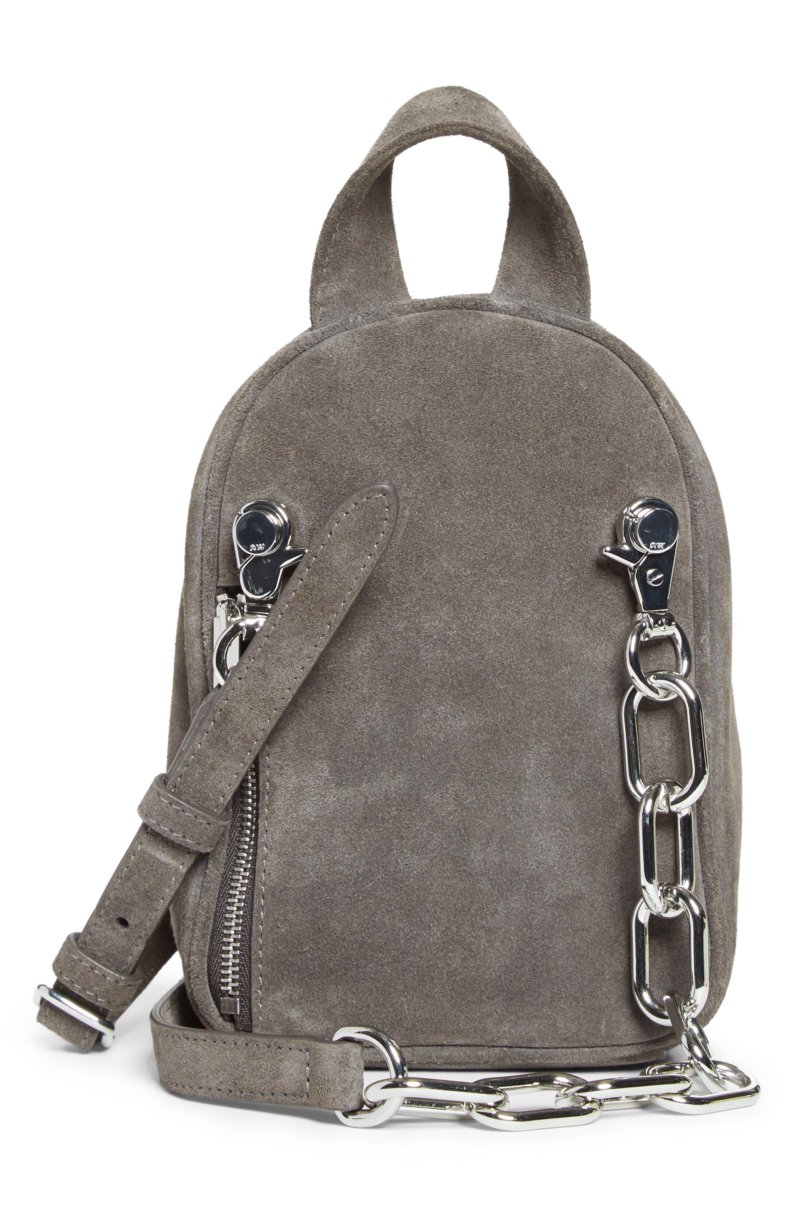 Alternate Image 3  - Alexander Wang Mini Attica Leather Crossbody Backpack