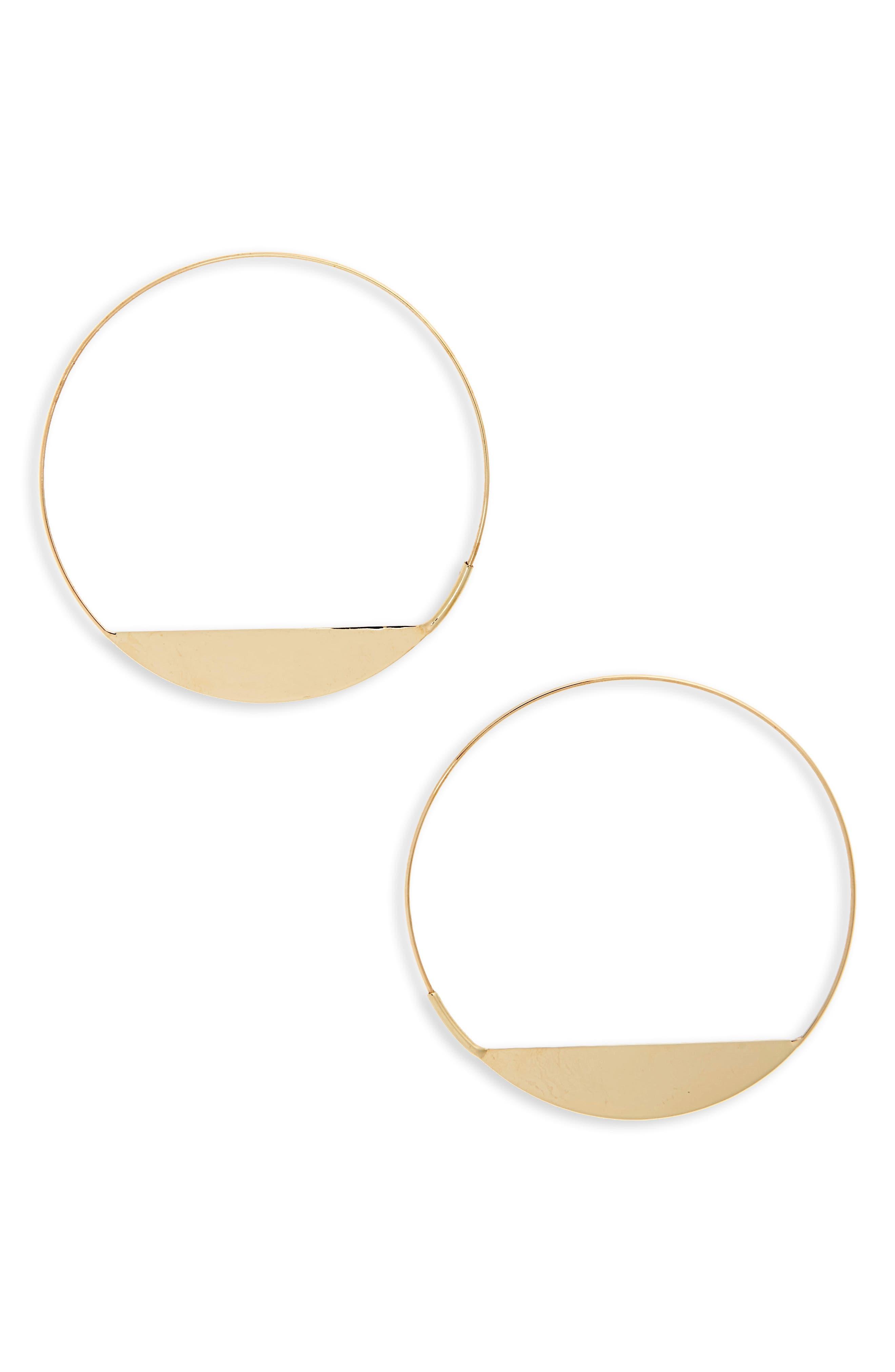 Lana Jewelry Eclipse Magic Hoop