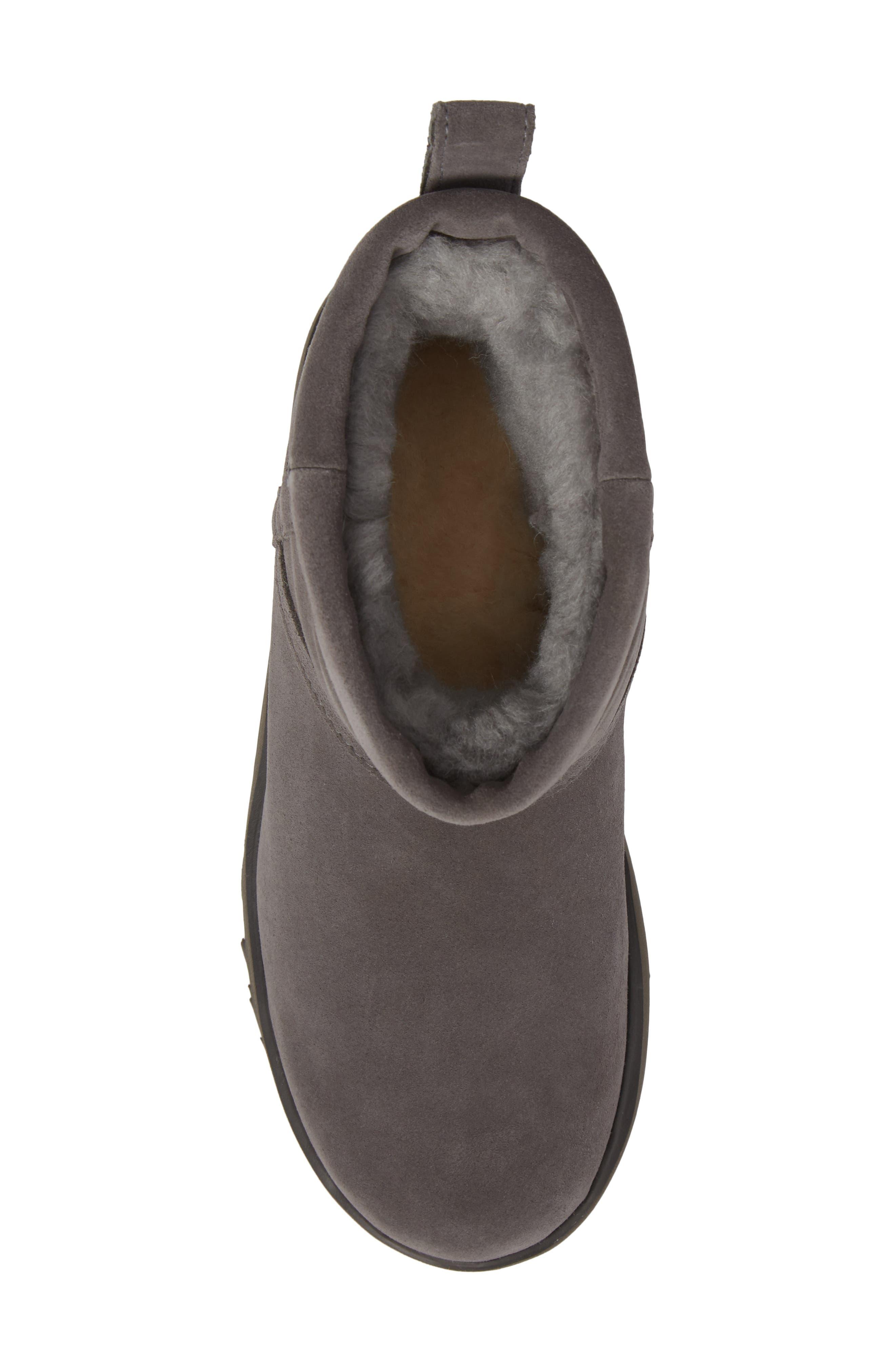 Alternate Image 5  - UGG® Classic Mini Waterproof Boot (Women)