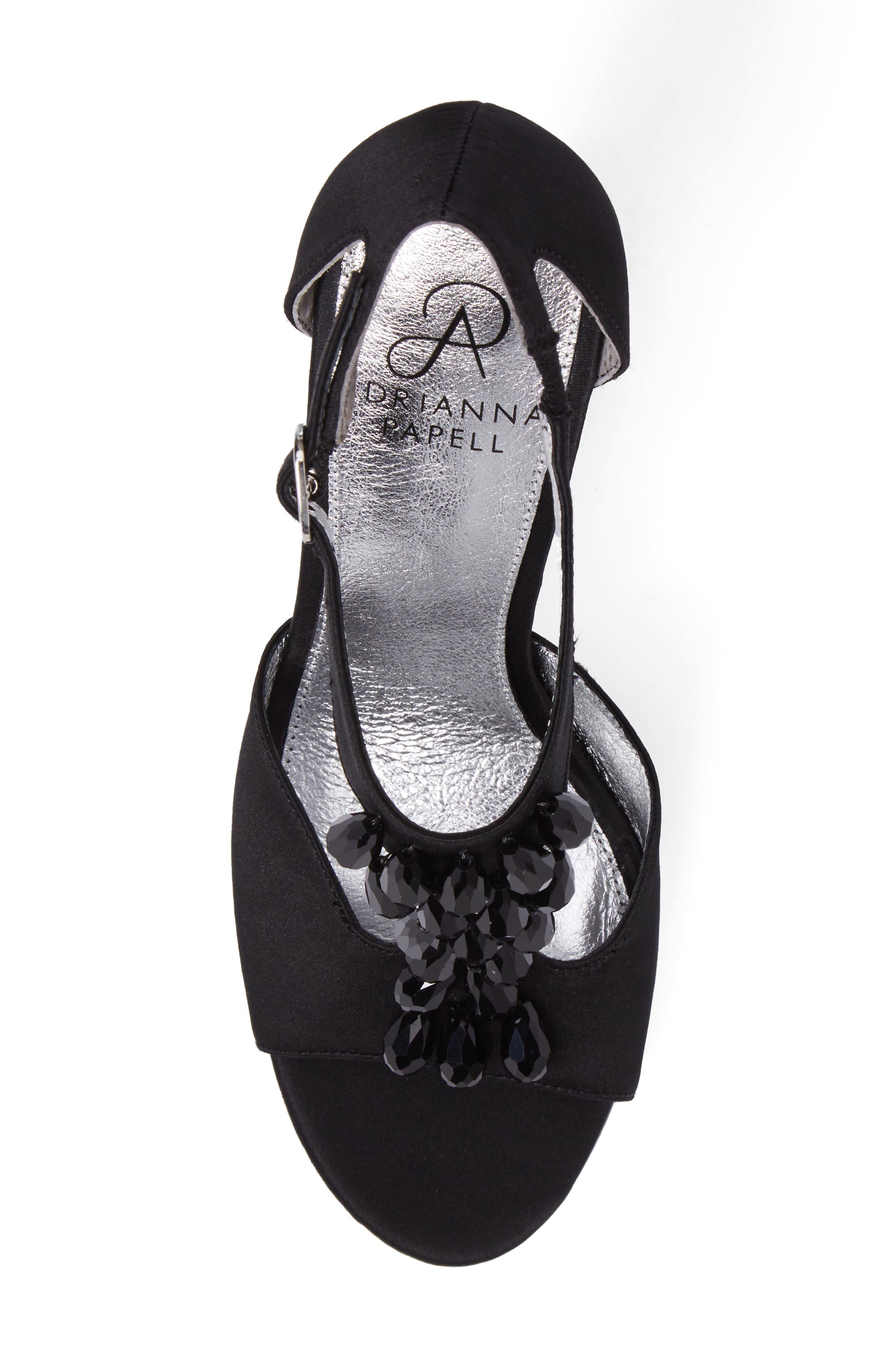 Alternate Image 5  - Adrianna Papell Esmond Embellished Sandal (Women)
