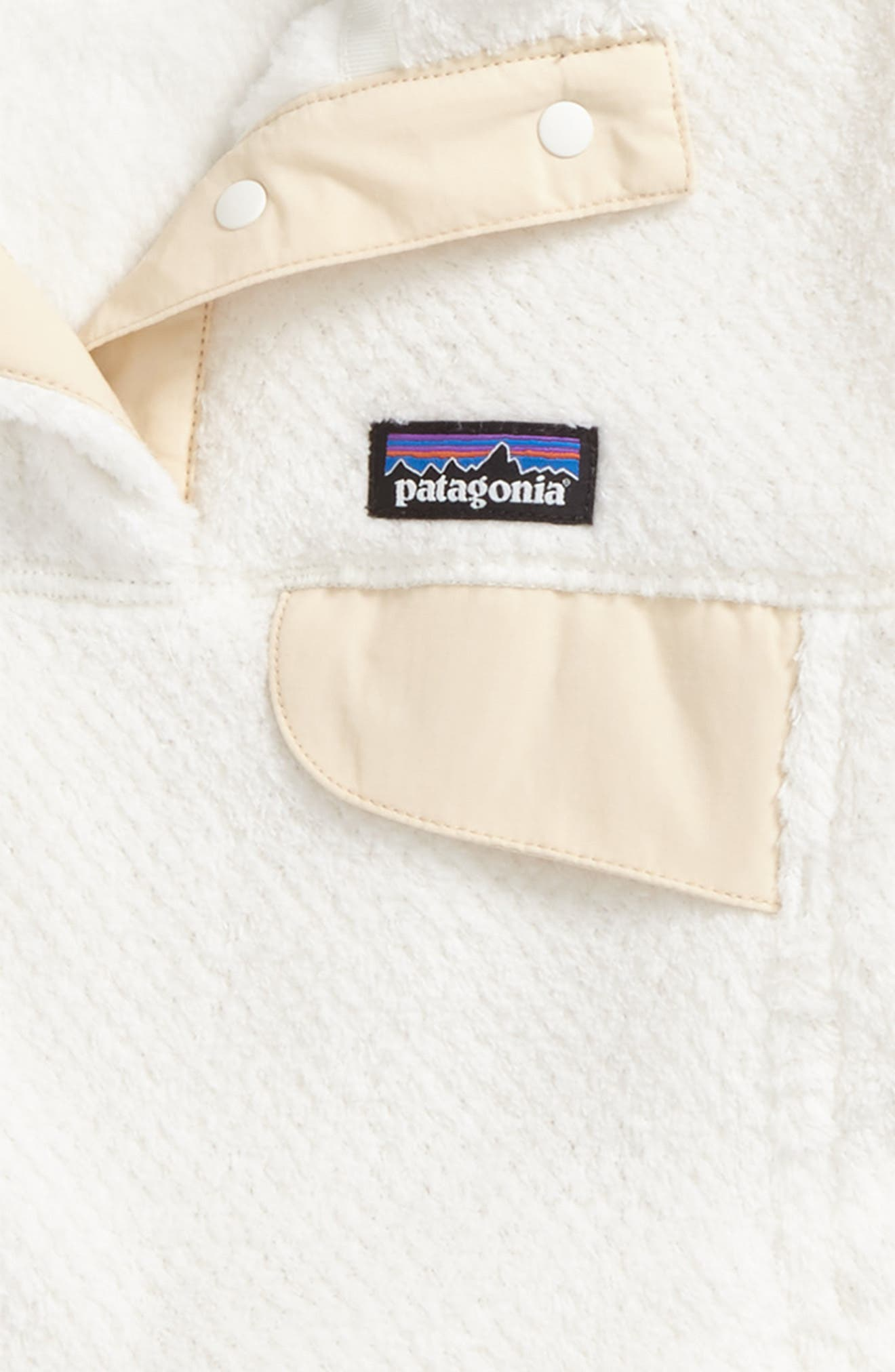 Re-Tool Snap-T<sup>®</sup> Pullover,                             Alternate thumbnail 2, color,                             Raw Linen - White X-Dye