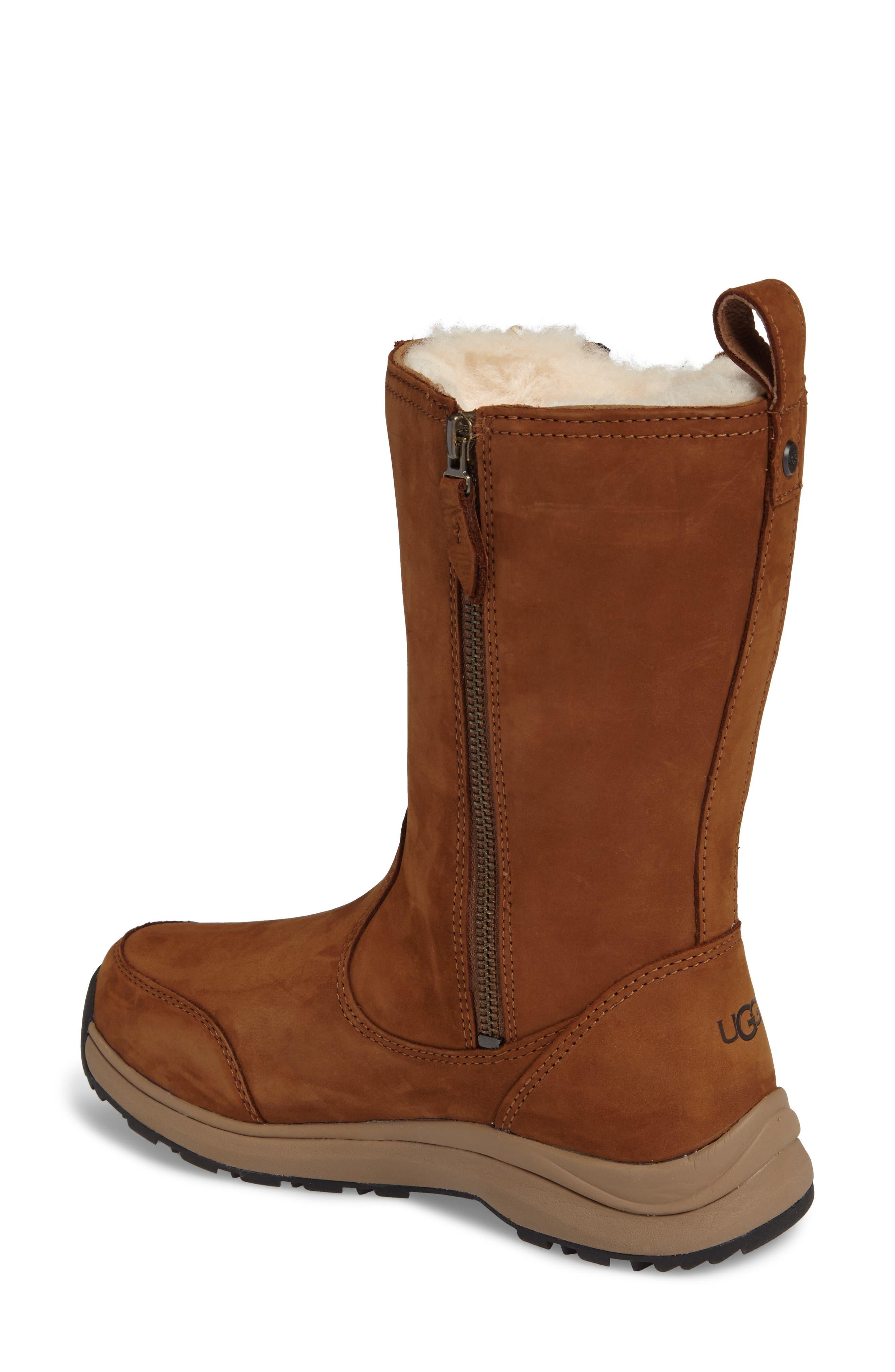 Alternate Image 2  - UGG® Suvi Waterproof Insulated Winter Boot (Women)