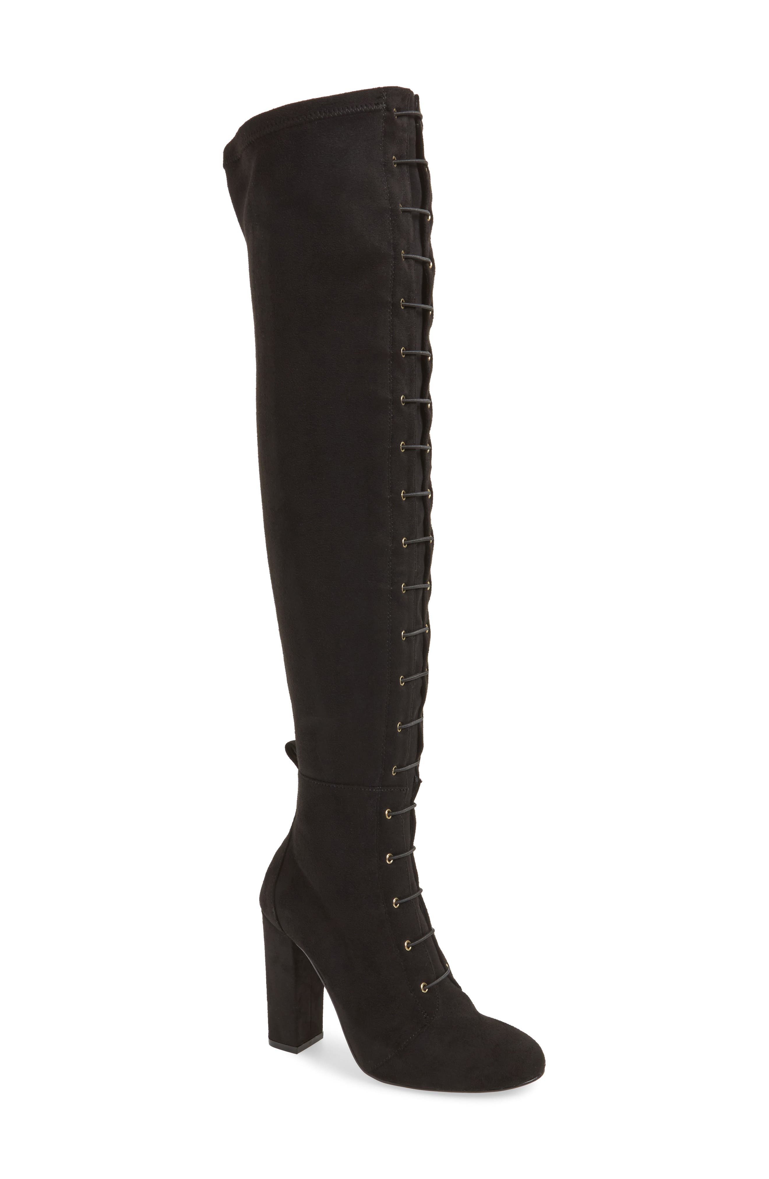 Chinese Laundry Benita Over the Knee Boot (Women)