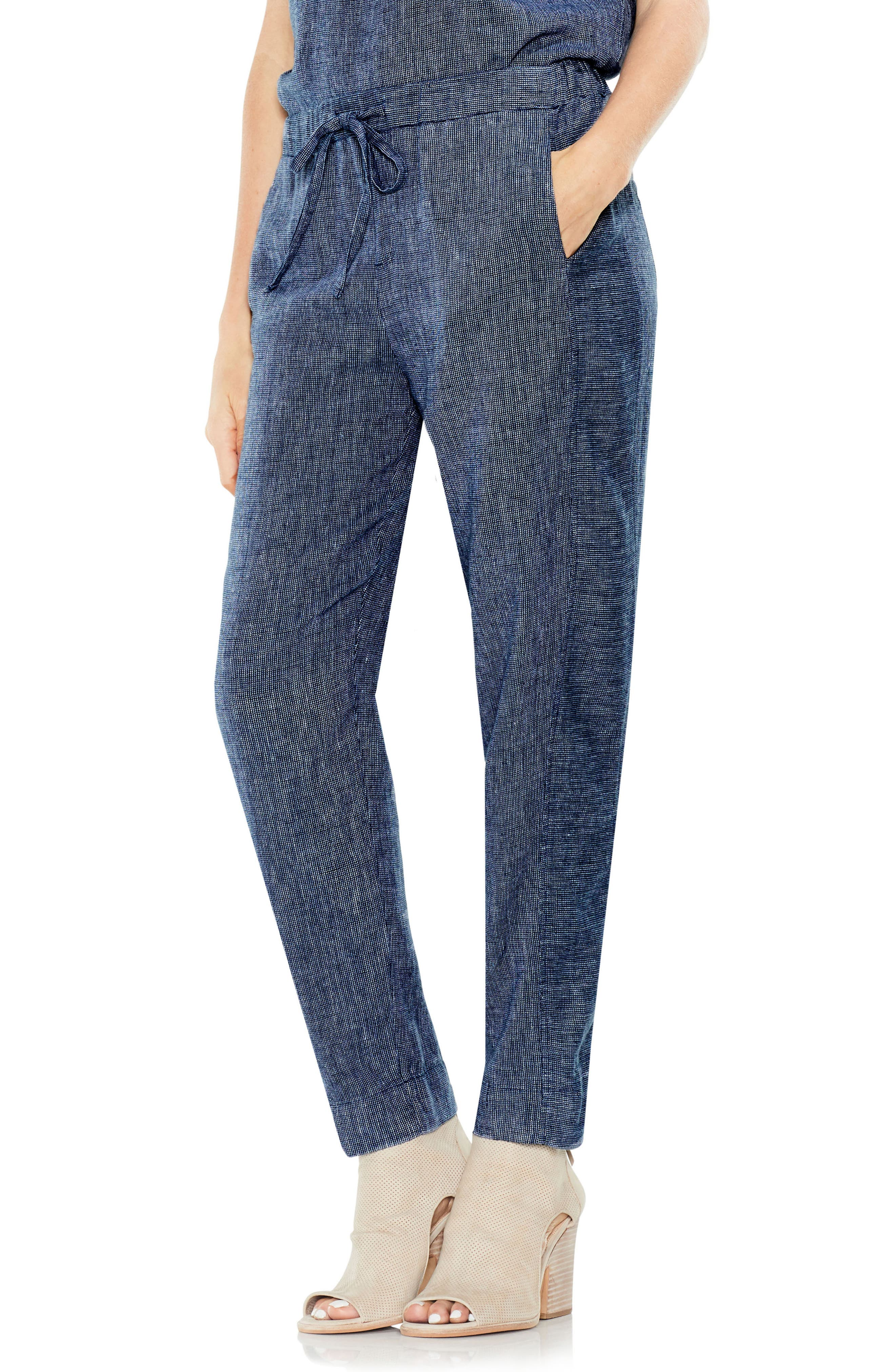 Alternate Image 1 Selected - Two by Vince Camuto Drawstring Pull-On Pants
