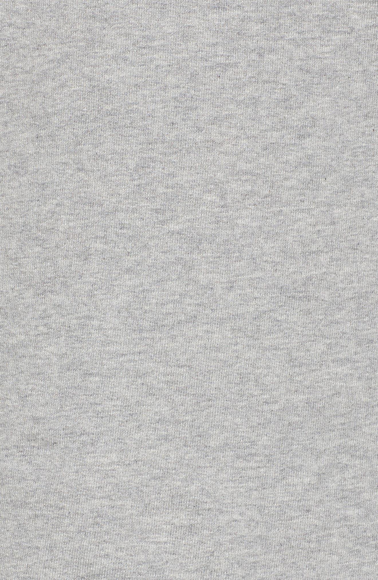 NFL New England Patriots Champion Sweatshirt,                             Alternate thumbnail 6, color,                             Heather Grey
