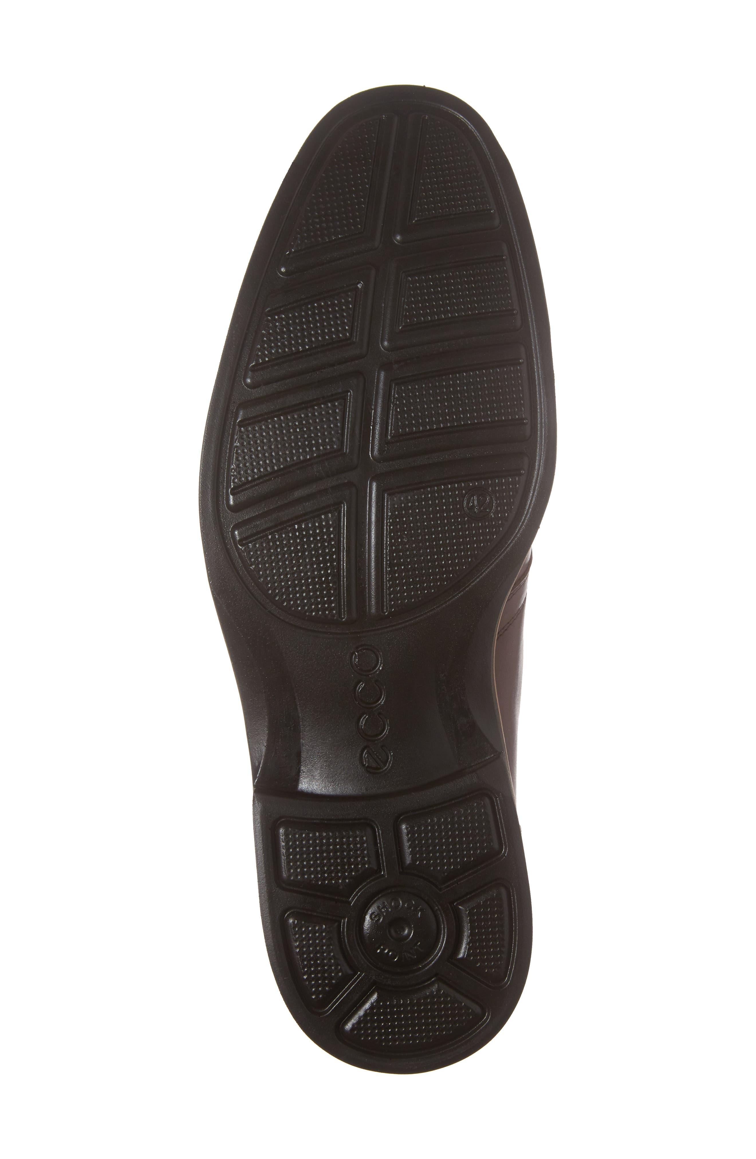 Biarritz Chukka Boot,                             Alternate thumbnail 6, color,                             Rust Leather