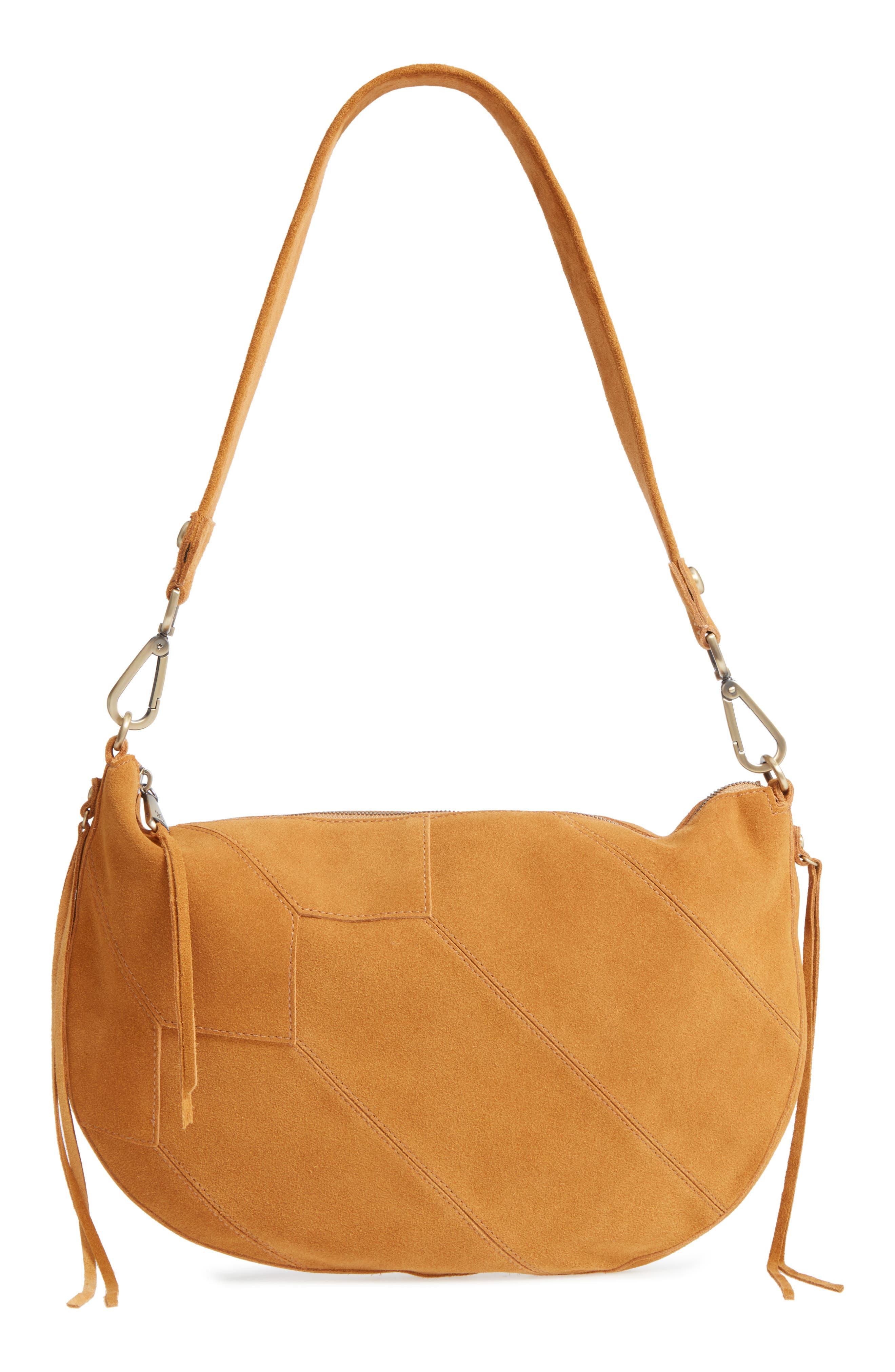 Hobo Cisco Leather Hobo Bag
