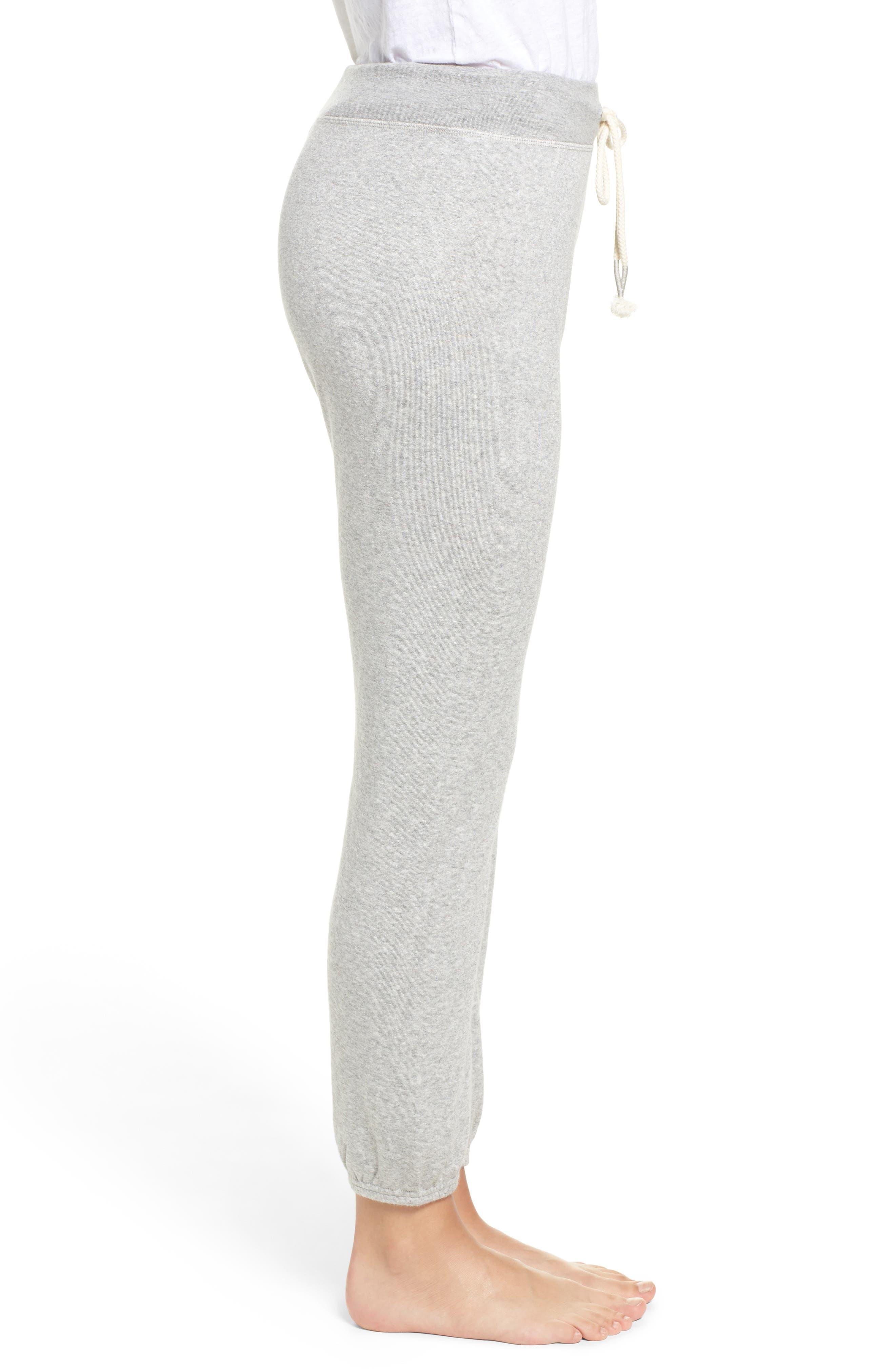 Alternate Image 3  - Make + Model Dreamy Fleece Jogger Pants