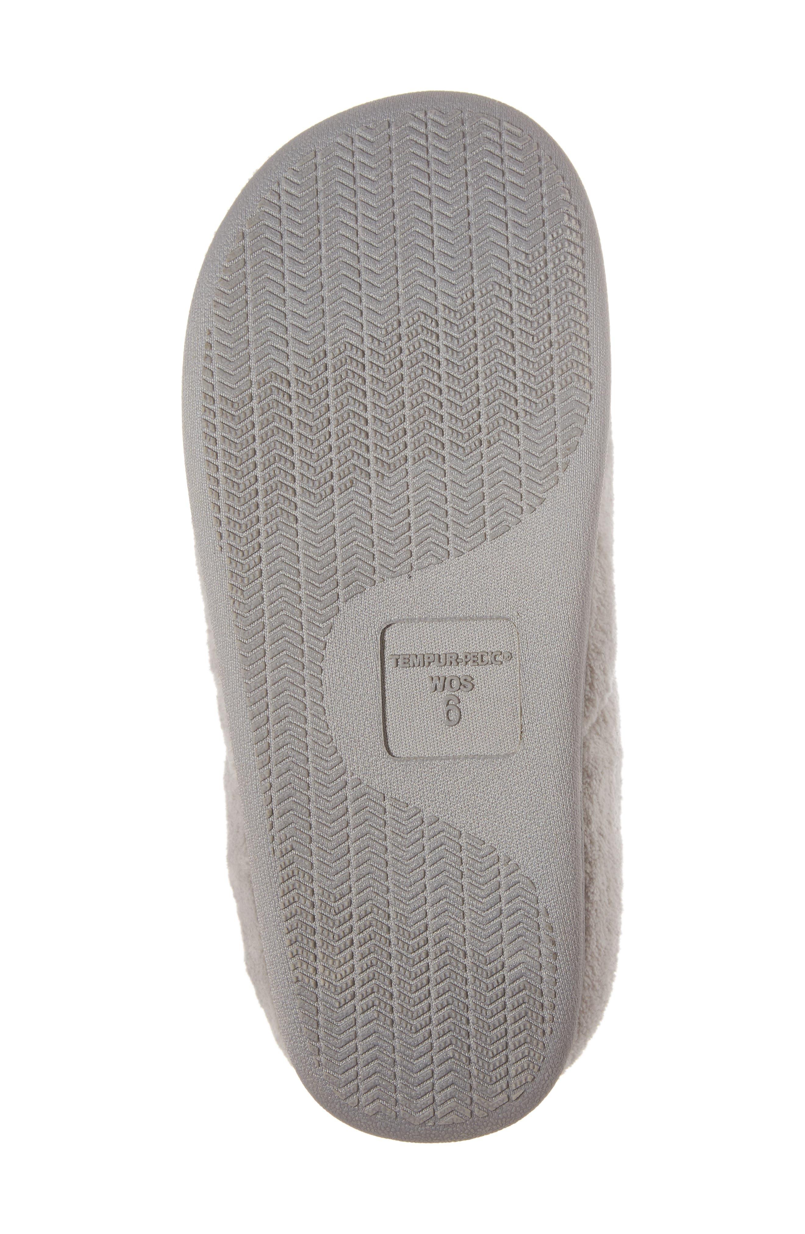 Alternate Image 6  - Tempur-Pedic® 'Windsock' Slipper (Women)