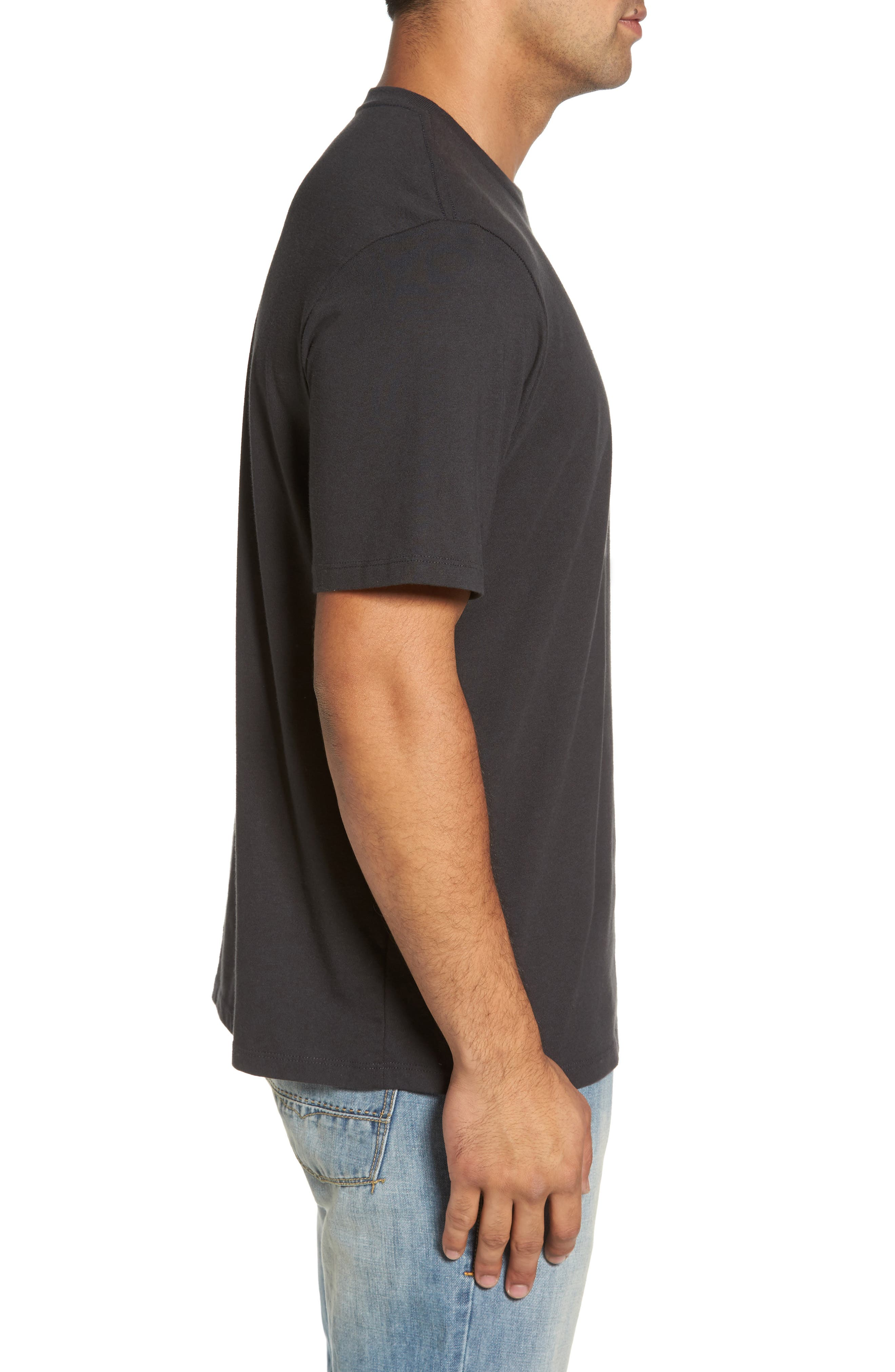Alternate Image 3  - Tommy Bahama What's Your Pin Graphic T-Shirt