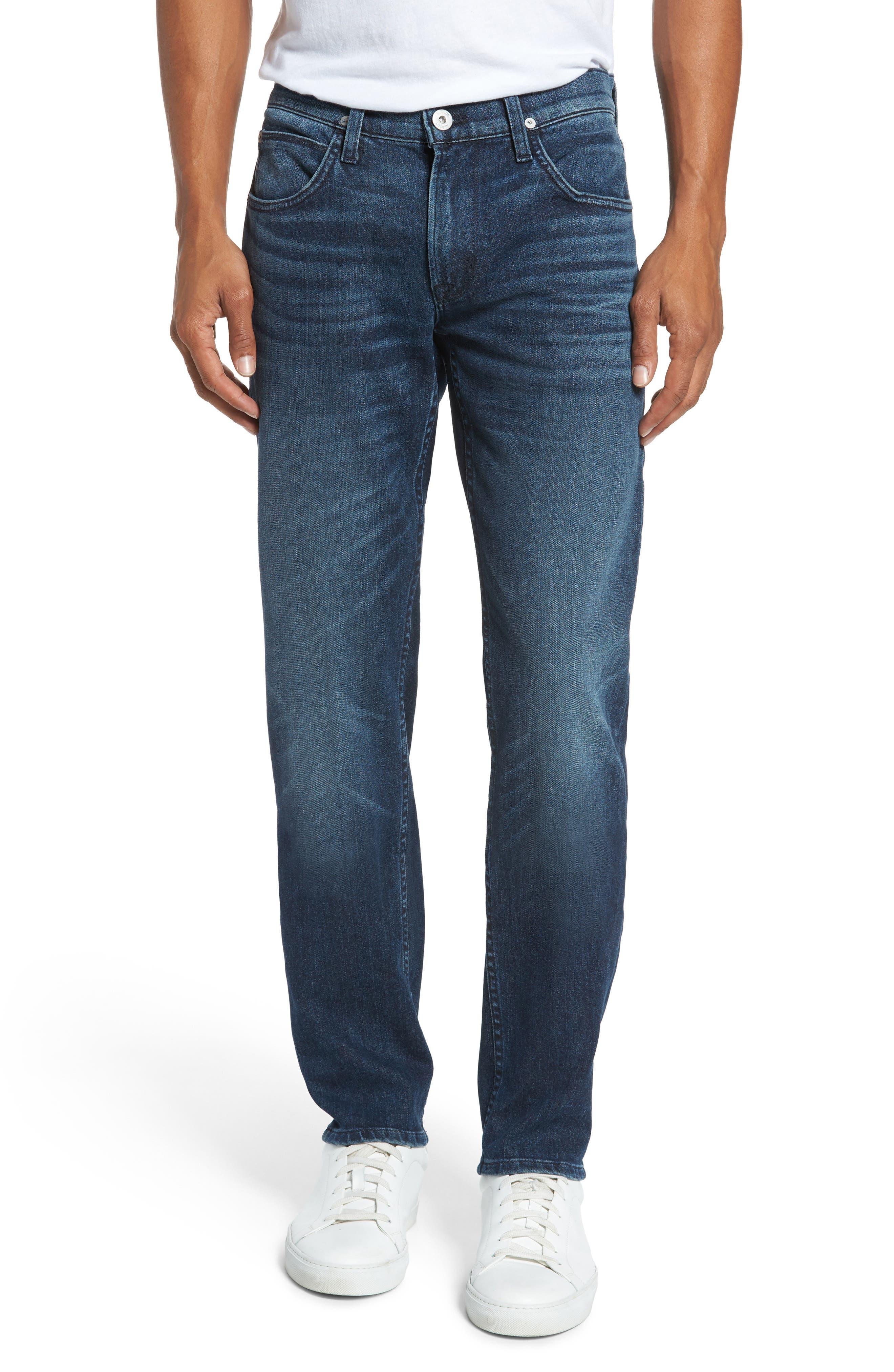 Hudson Jeans Blake Slim Fit Jeans (Regret)