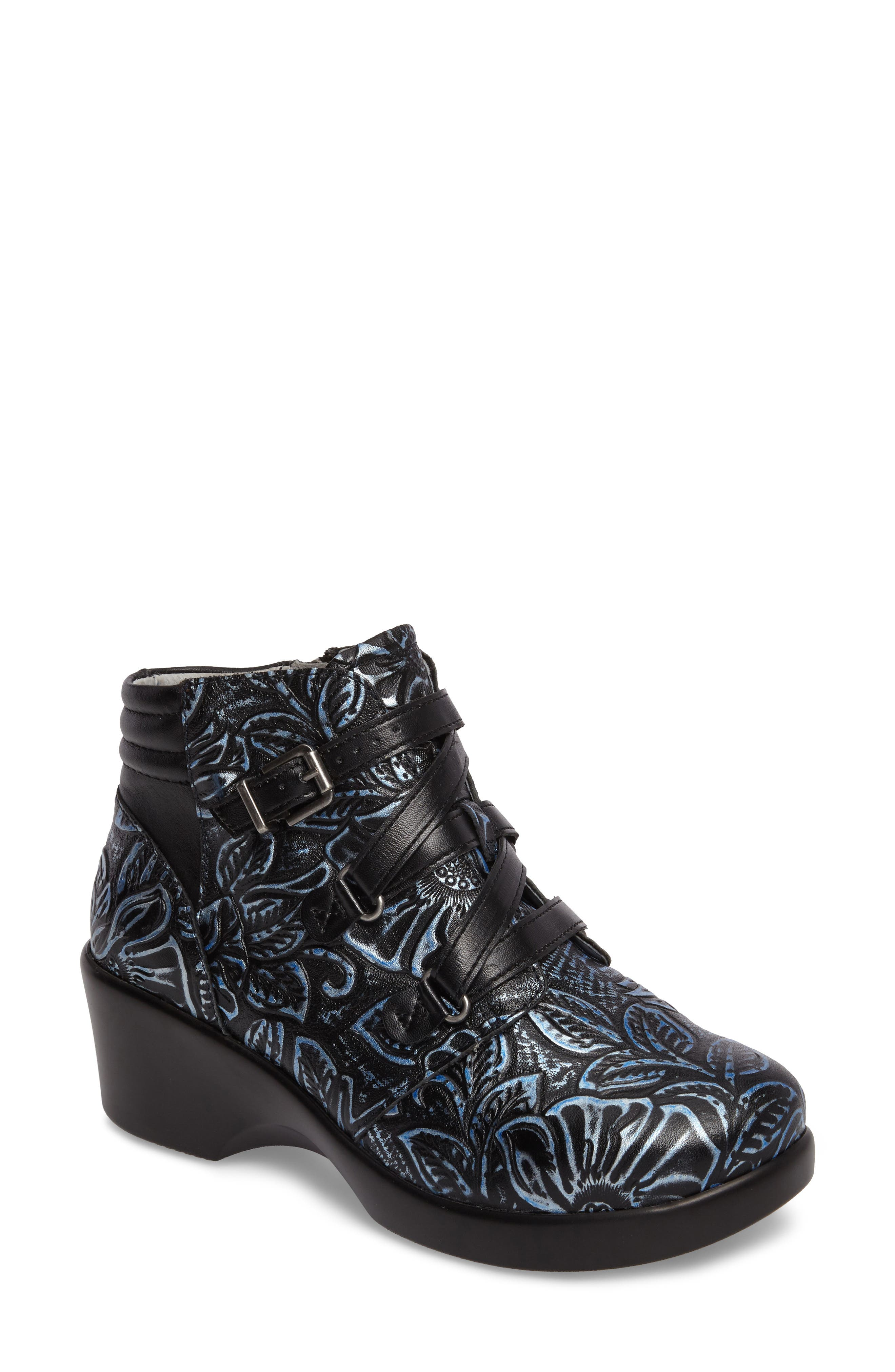 Alternate Image 1 Selected - Alegria Indi Demi Wedge Bootie (Women)