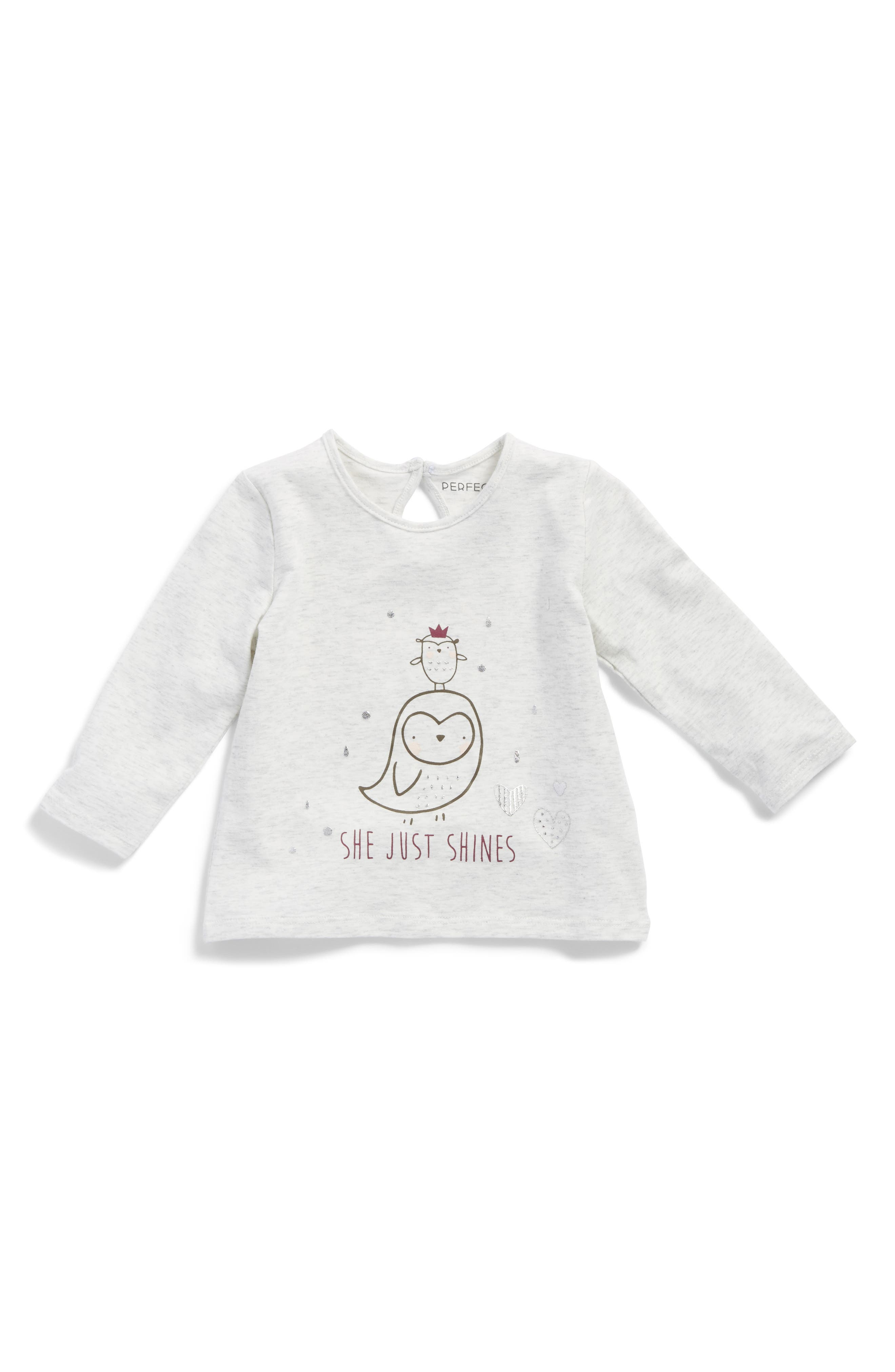 Robeez® She Just Shines Knit Top (Baby Girls)
