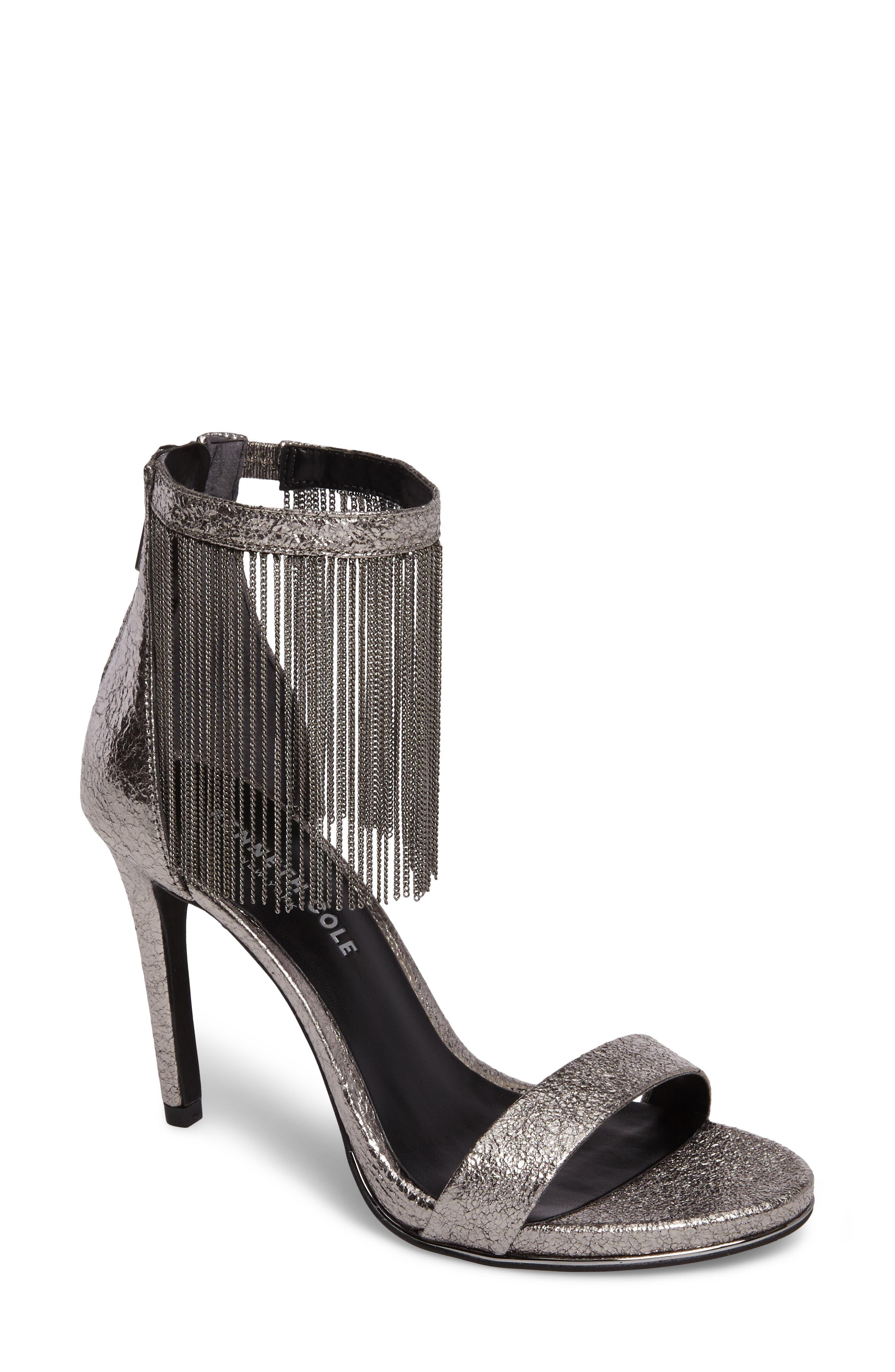 Kenneth Cole New York Bettina Chain Fringe Sandal (Women)