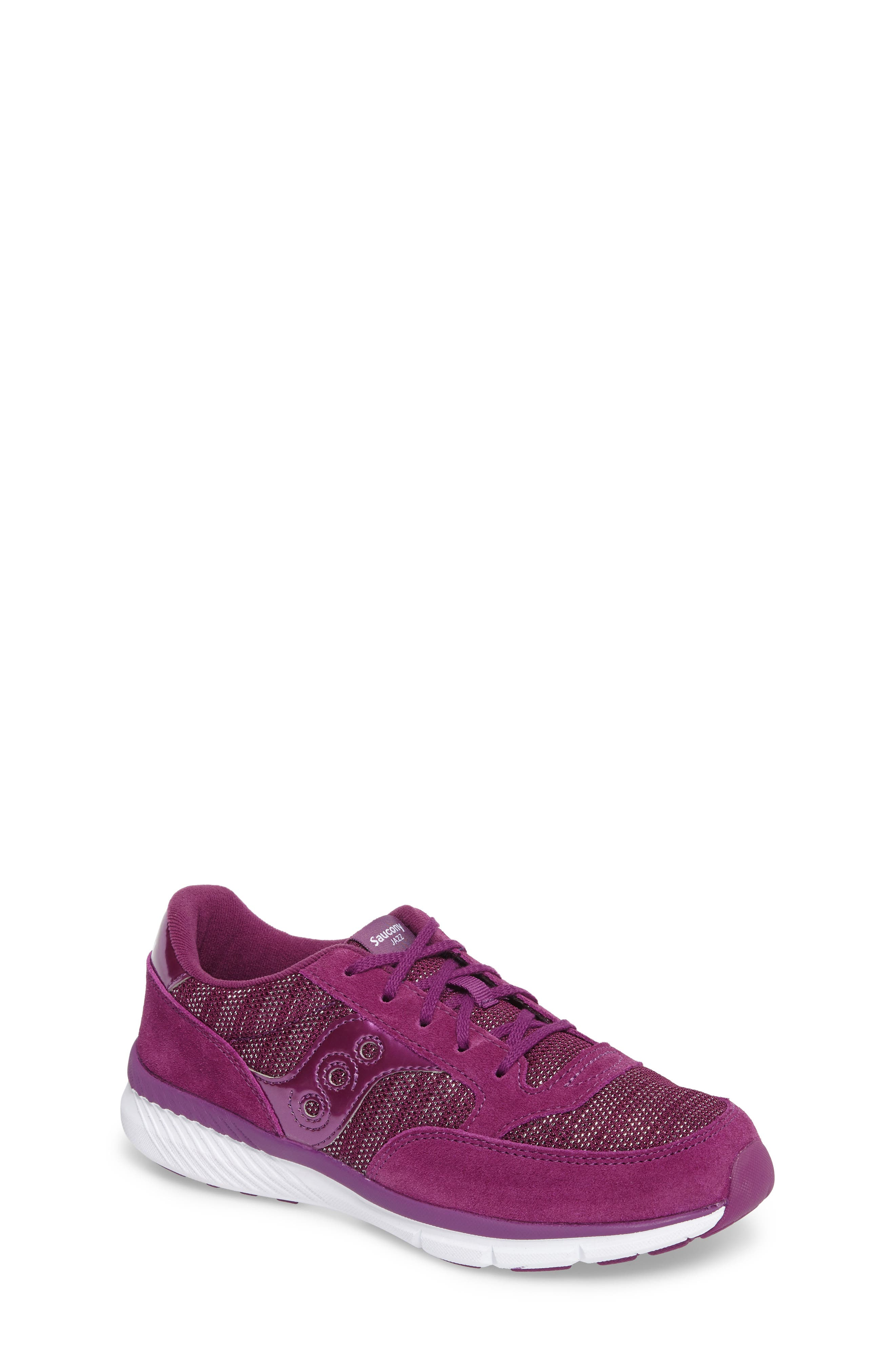 Saucony Jazz Lite Athletic Shoe (Big Kid)