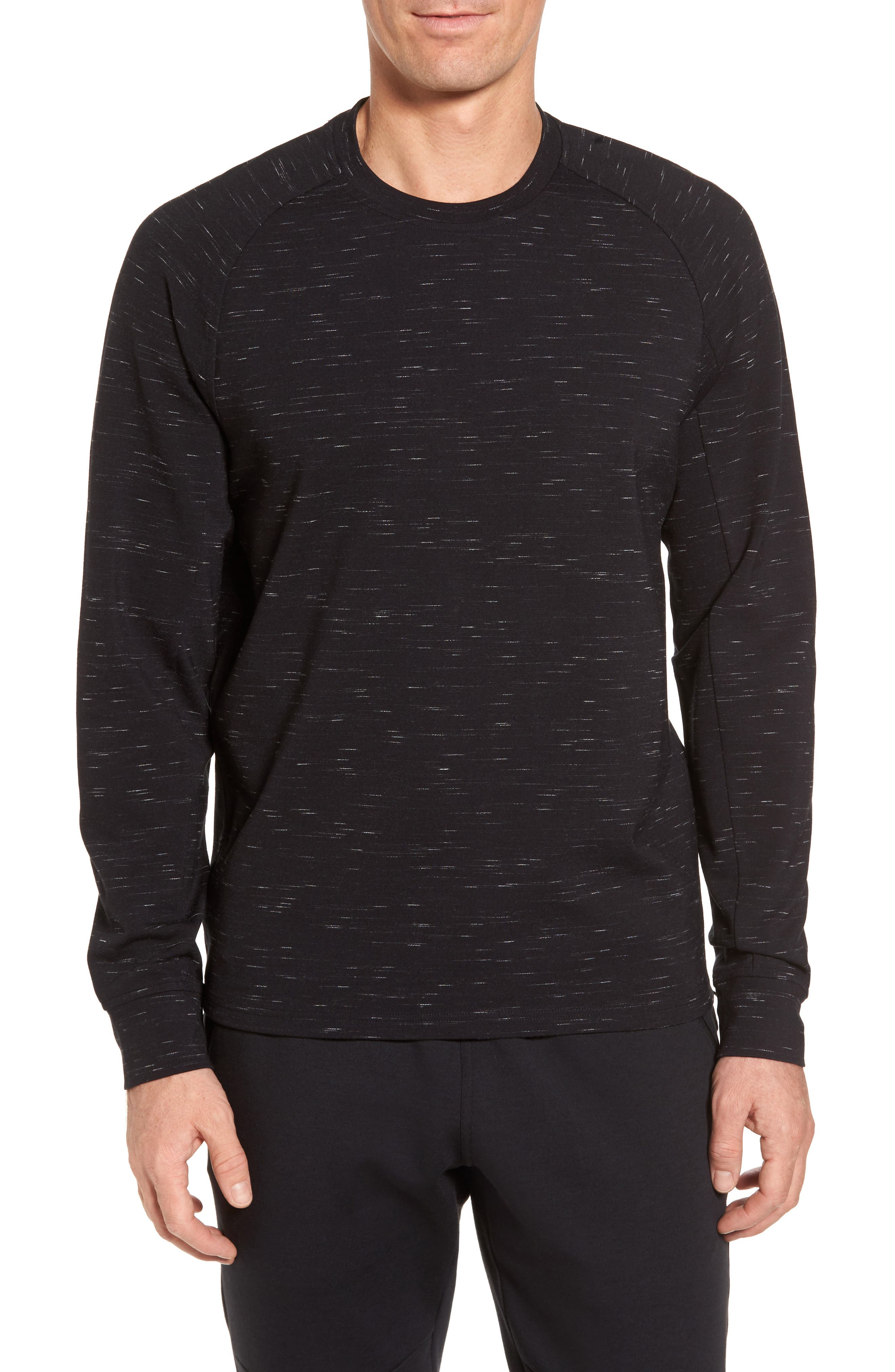Alternate Image 1 Selected - Smartwool Merino 250 Base Layer Pattern Crewneck T-Shirt
