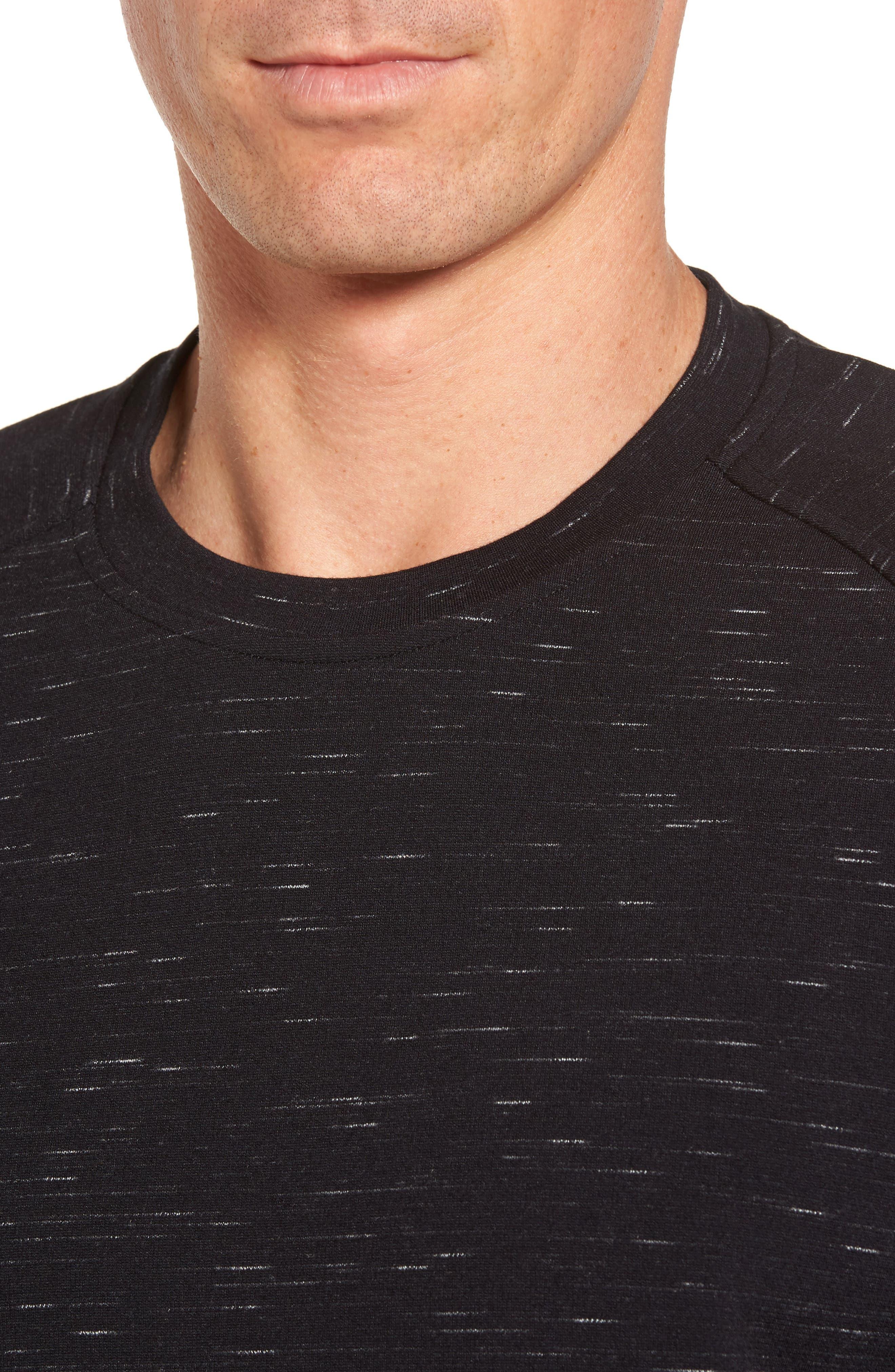 Alternate Image 4  - Smartwool Merino 250 Base Layer Pattern Crewneck T-Shirt