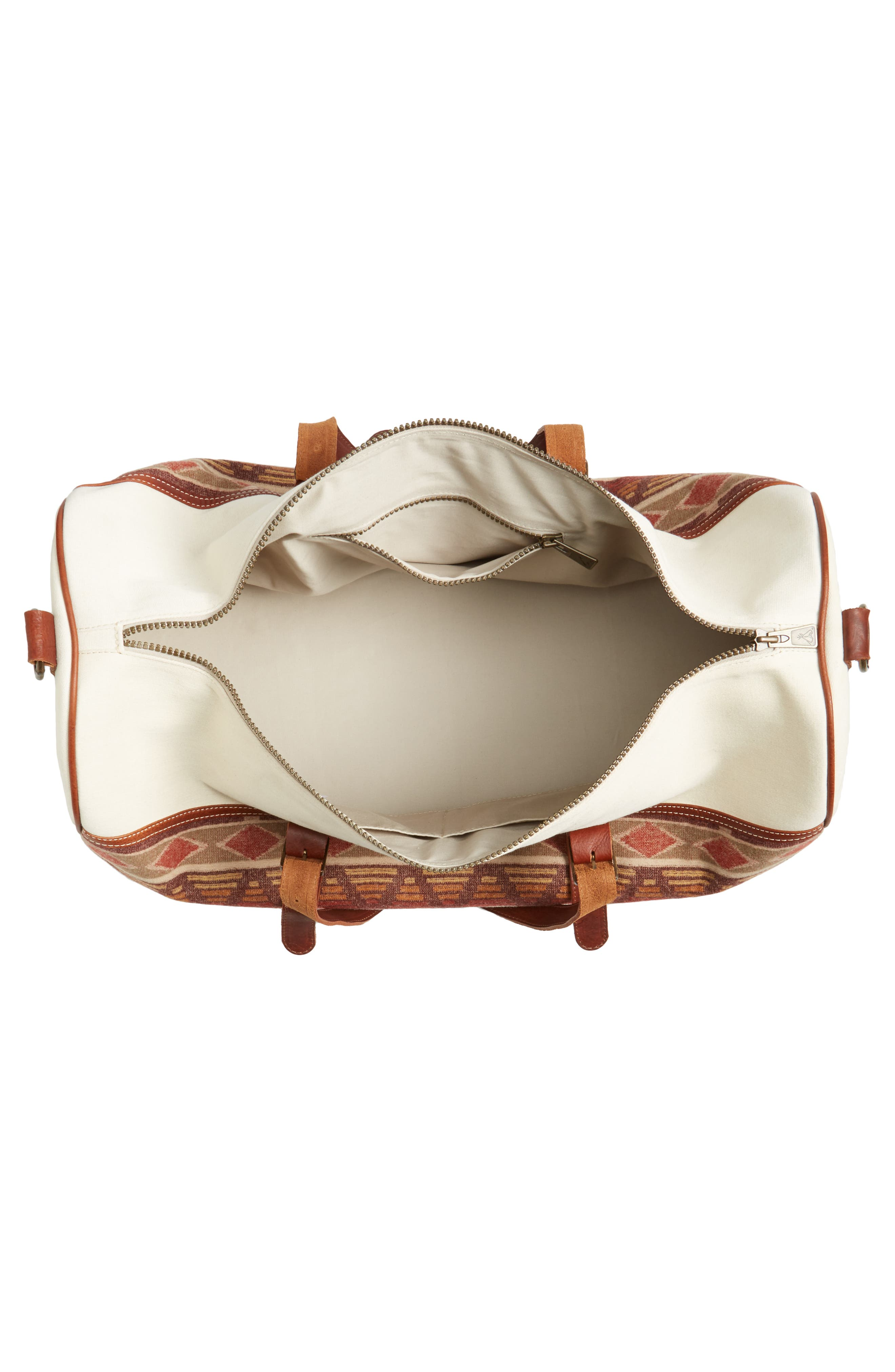 Voyager Duffel Bag,                             Alternate thumbnail 4, color,                             Cedar Mountain