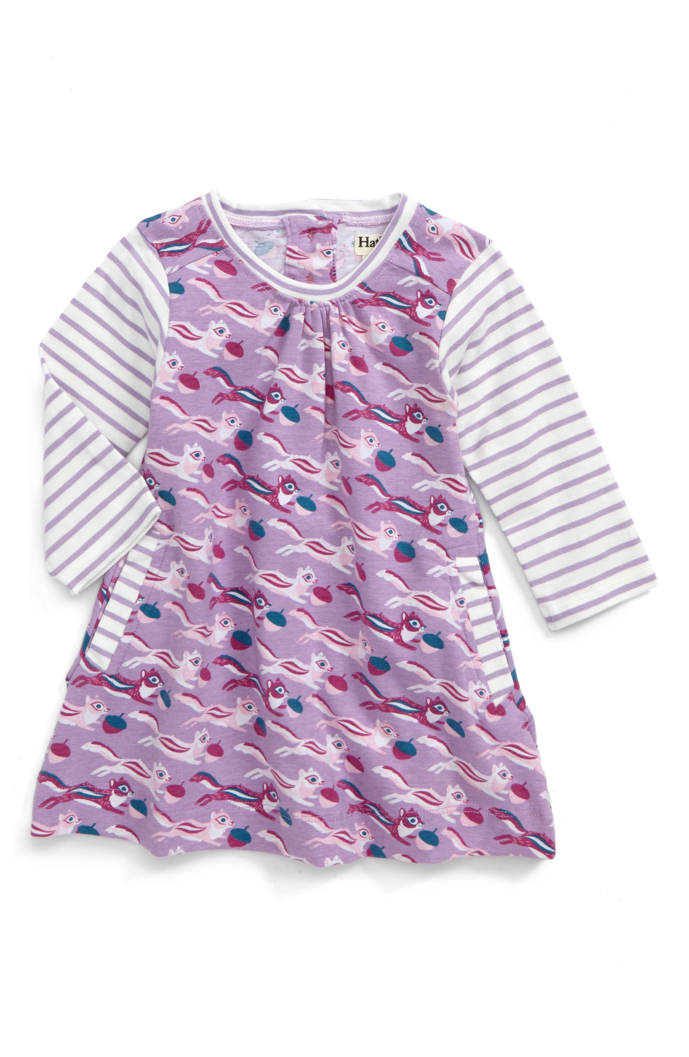 Hatley Mini Swing Dress (Baby Girls)