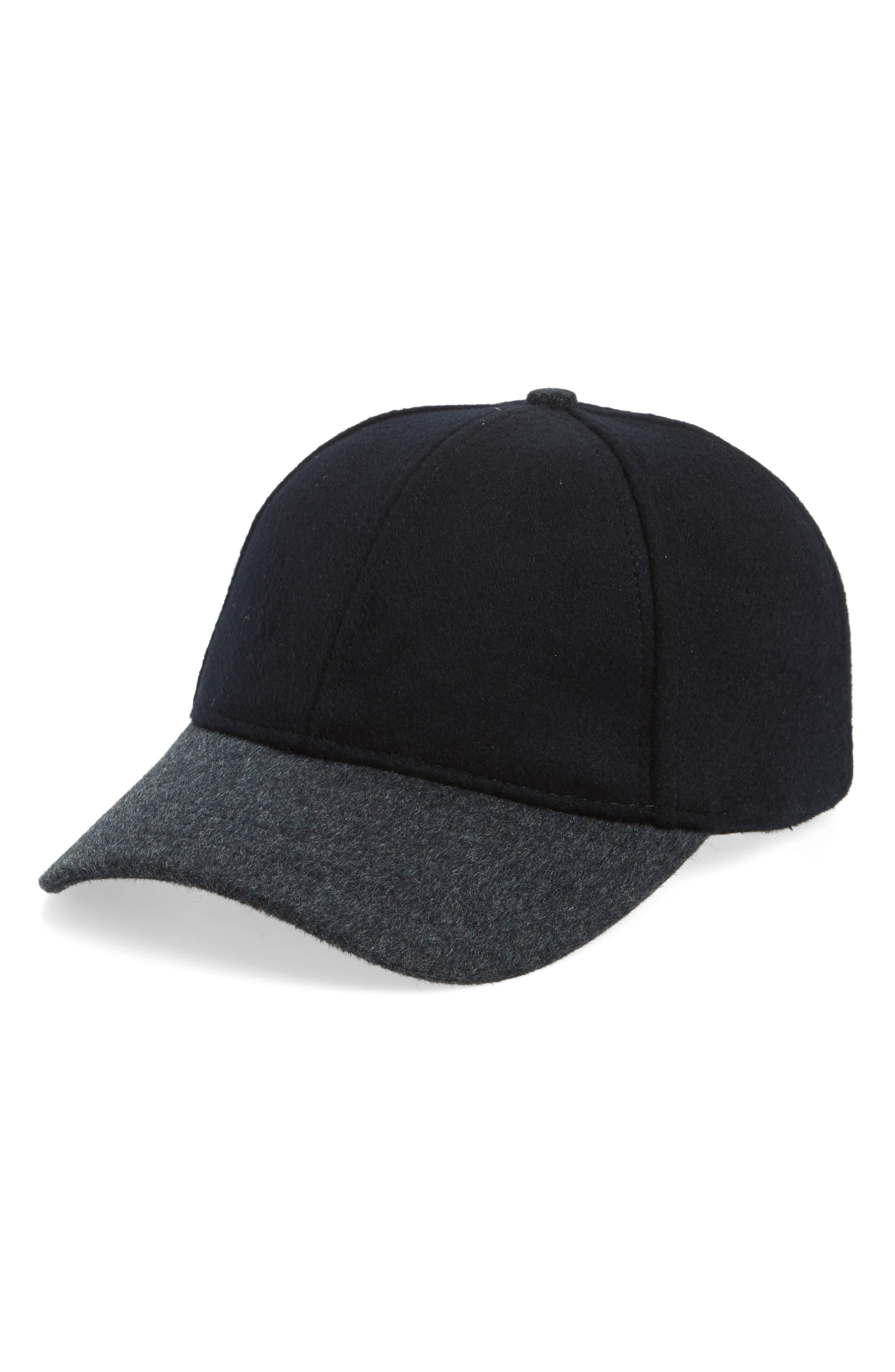 Alternate Image 1 Selected - Sole Society Two-Tone Baseball Cap