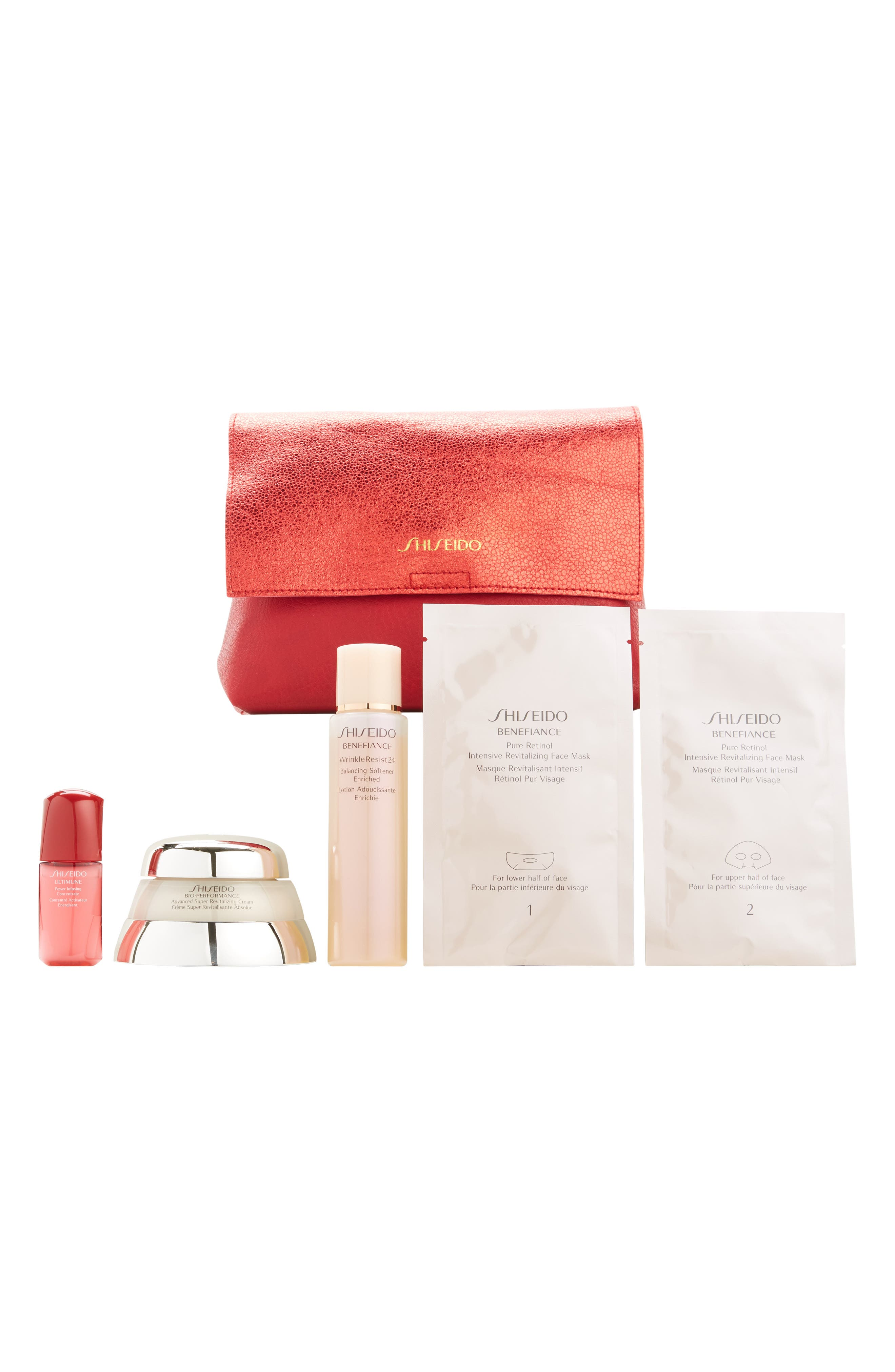Shiseido Skin Care Set
