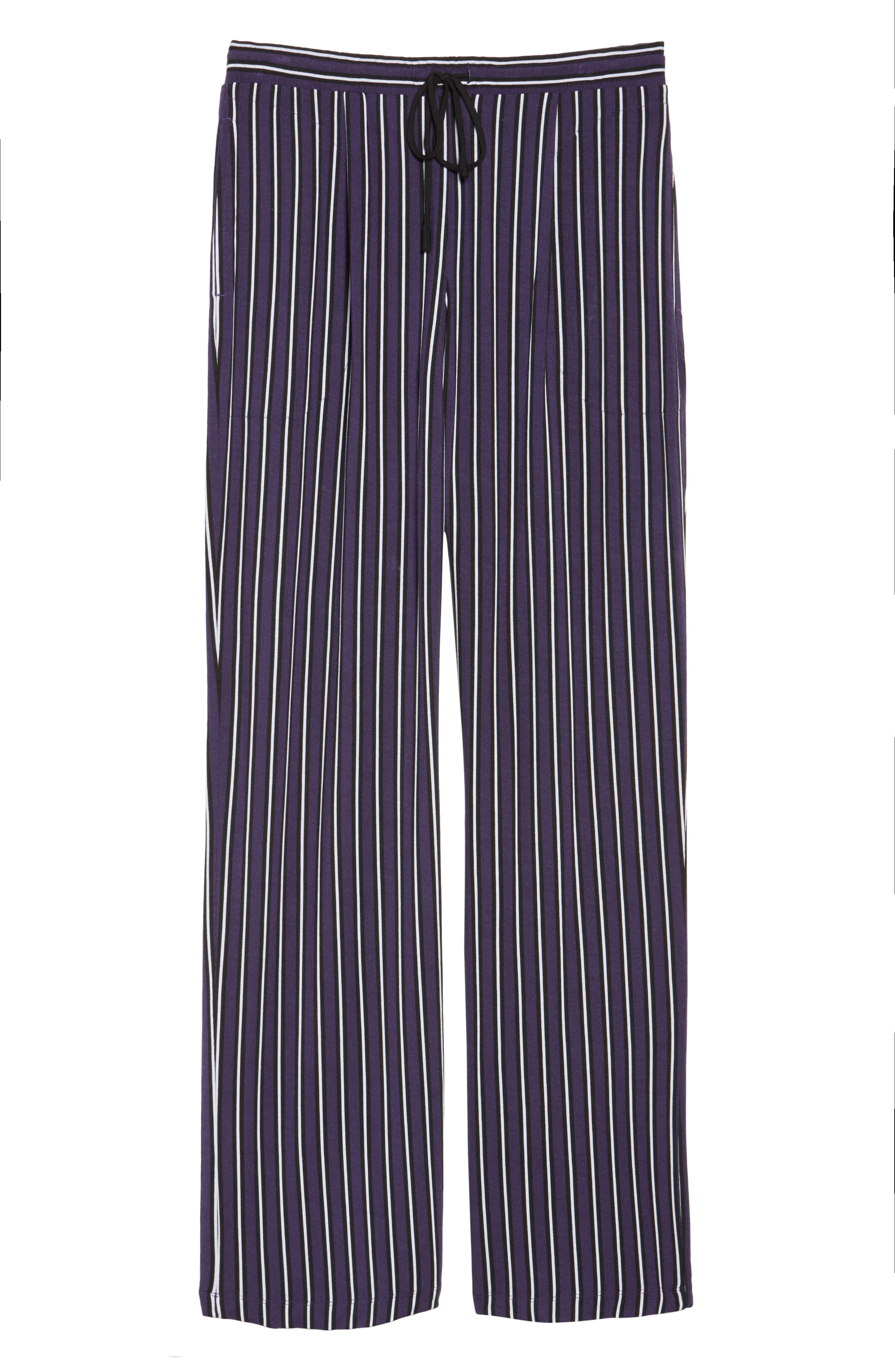 Alternate Image 4  - DKNY Jersey Lounge Pants