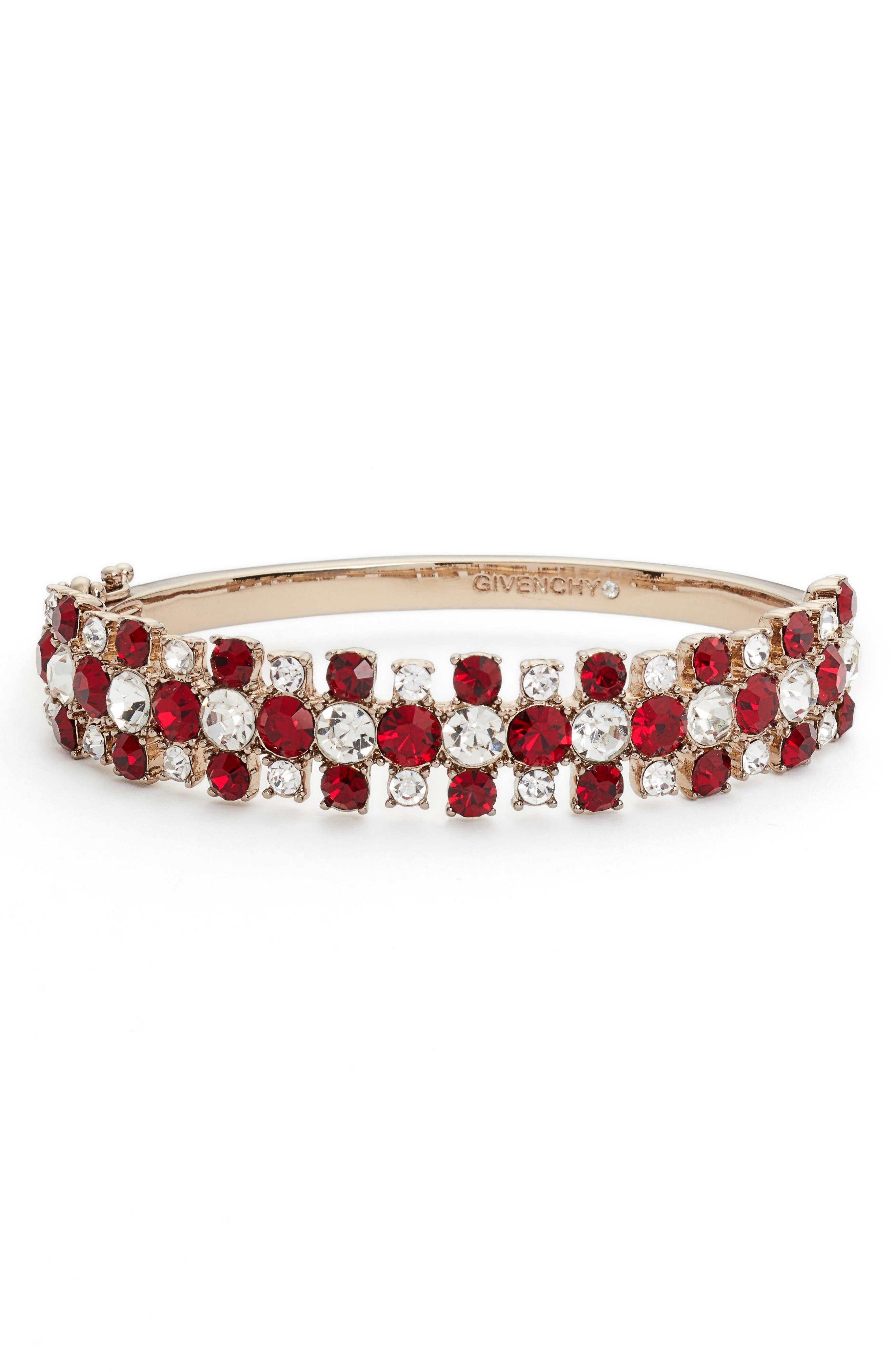 Main Image - Givenchy Crystal Bangle Bracelet