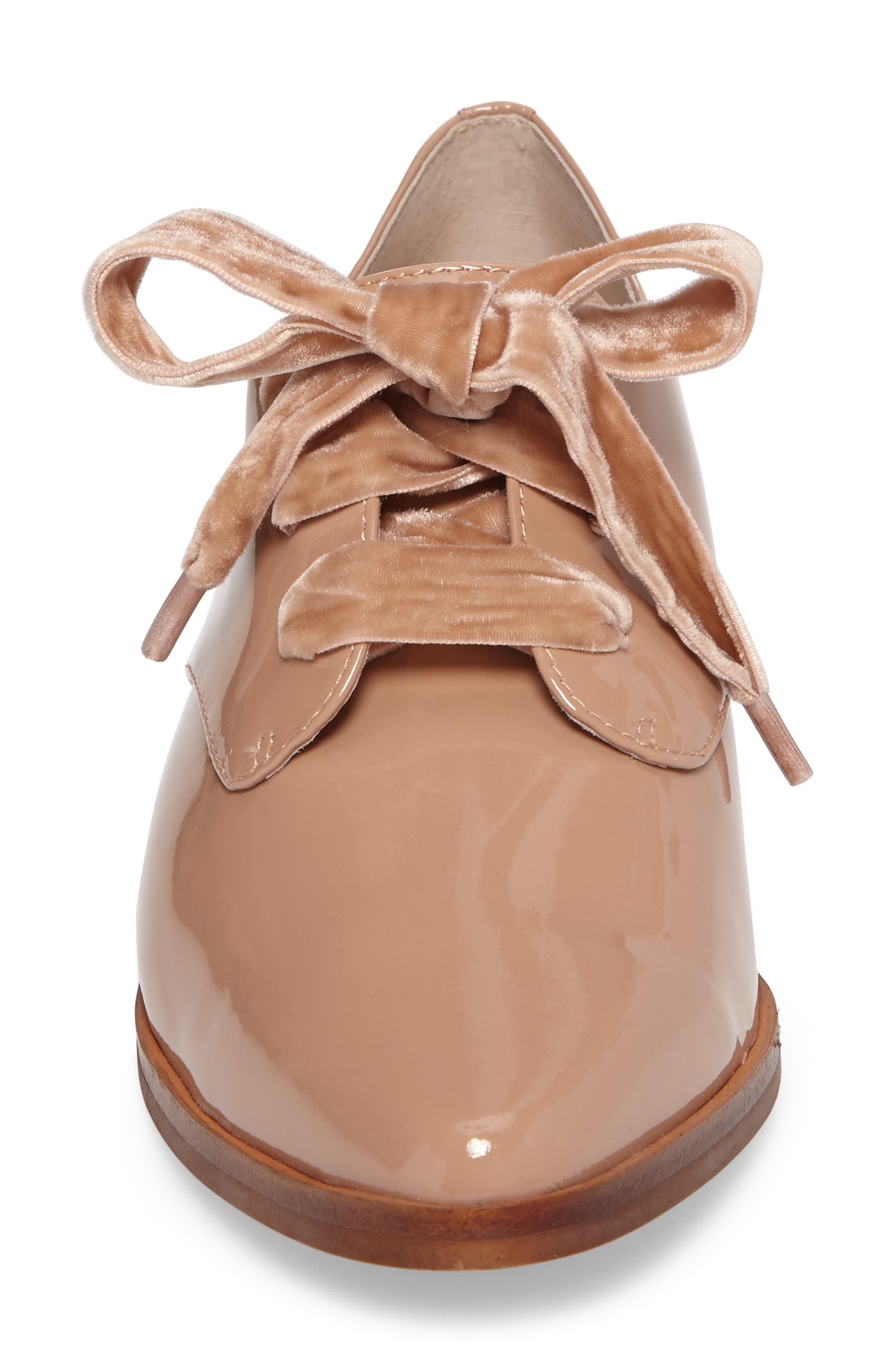 Alternate Image 4  - Louise et Cie 'Adwin' Almond Toe Oxford (Women) (Nordstrom Exclusive)