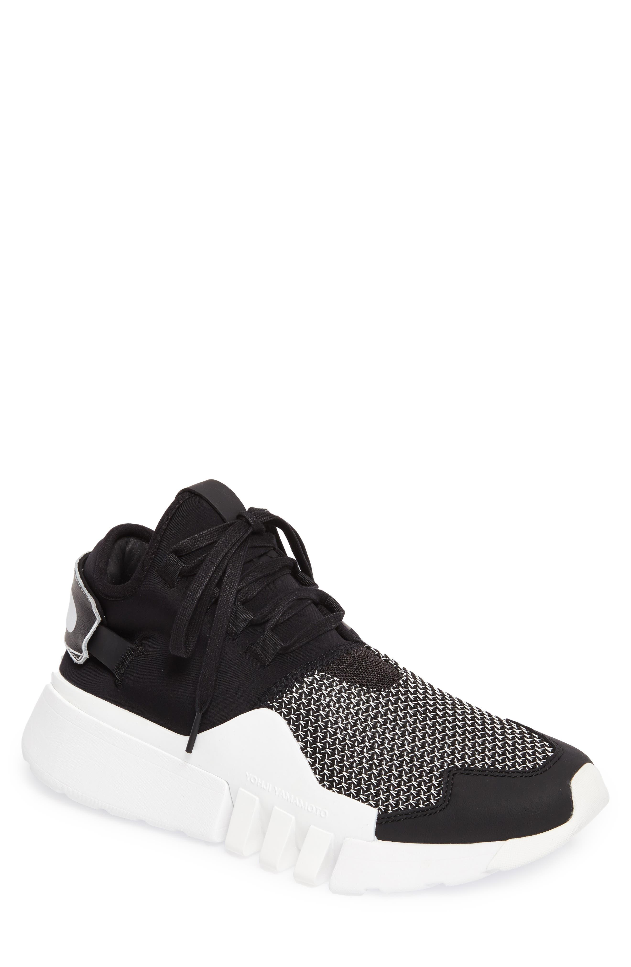 Alternate Image 1 Selected - Y-3 Ayero Lugged Sneaker (Men)