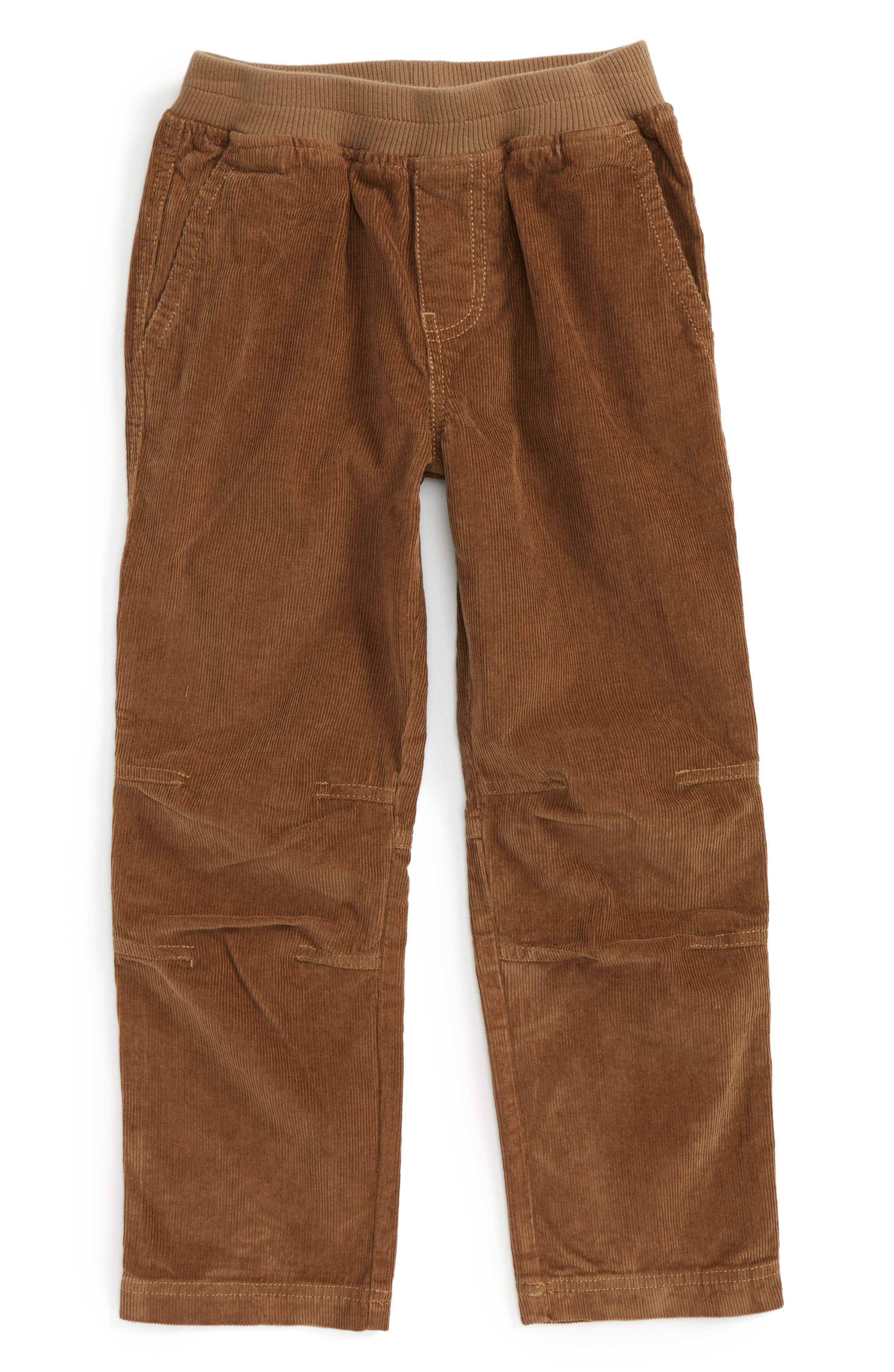 Corduroy Pants,                         Main,                         color, Mushroom