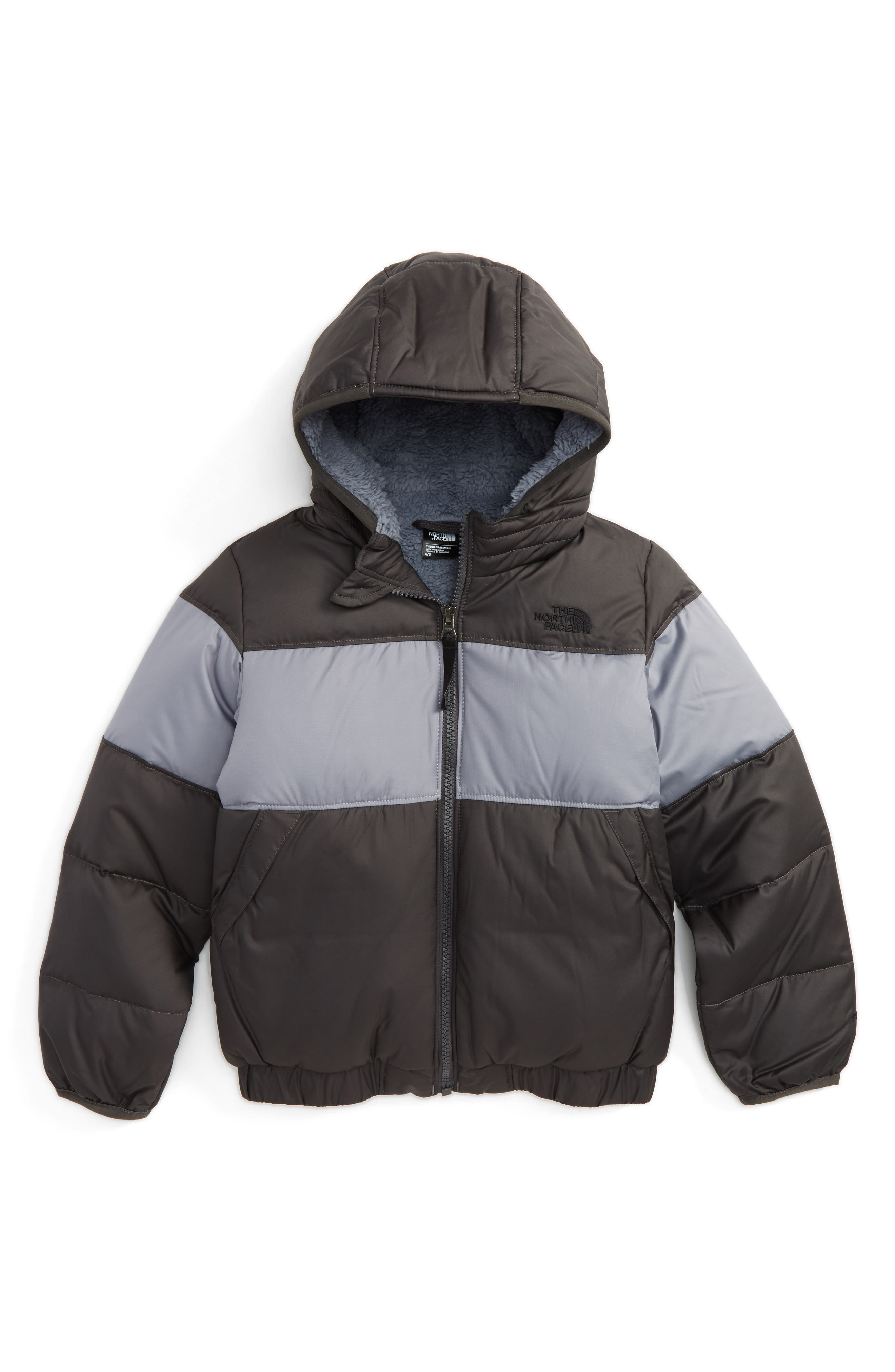 The North Face Moondoggy 2.0 Water Repellent Down Jacket (Toddler Boys & Little Boys)