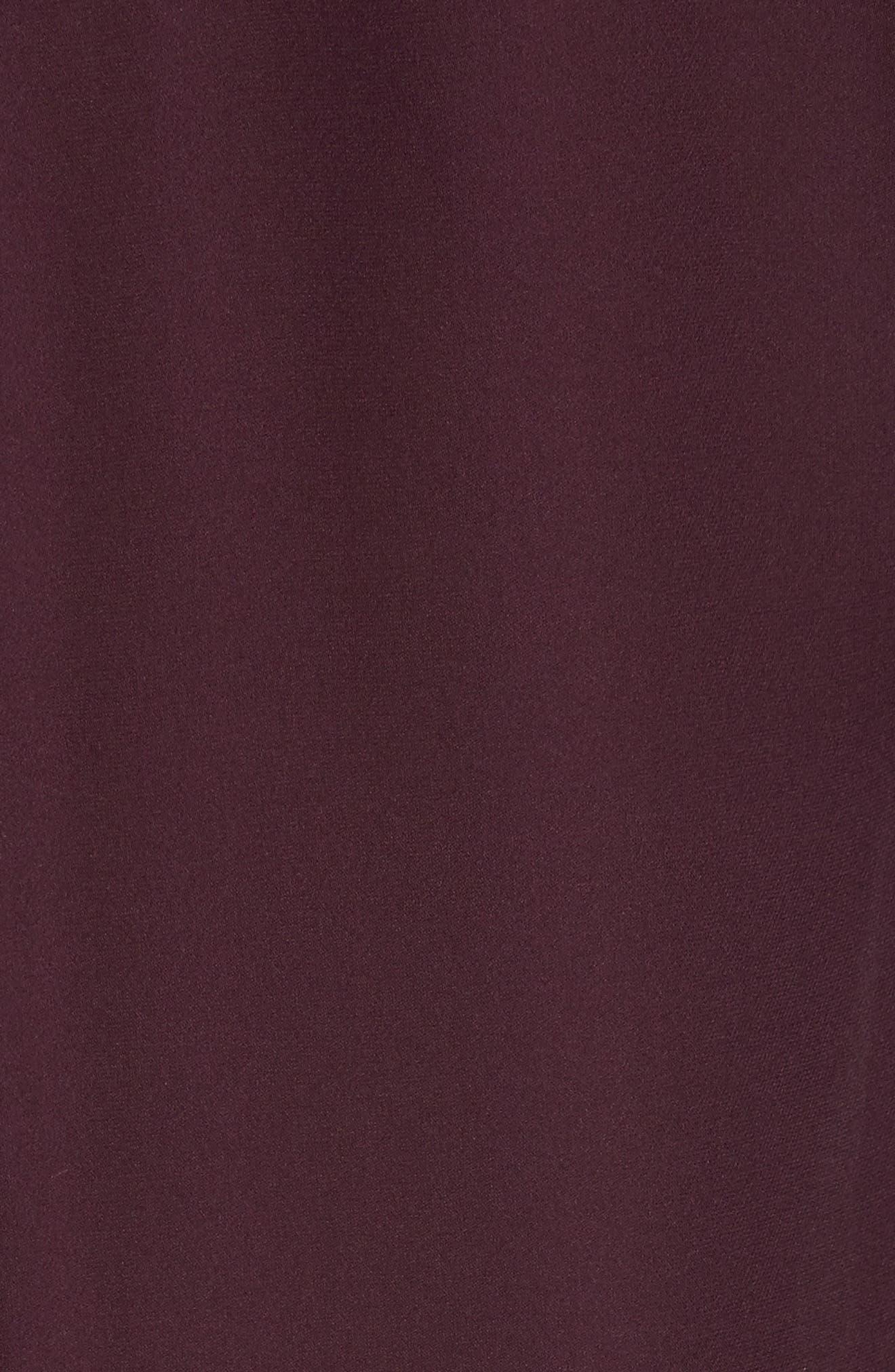 Alternate Image 5  - L'AGENCE Twist Front Silk Blouse