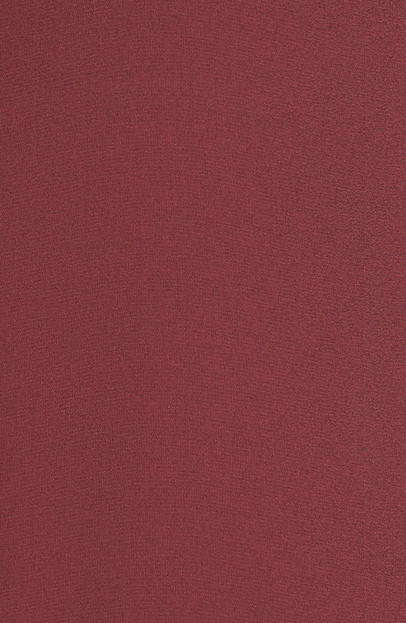 Alternate Image 5  - NYDJ Pleat Back Blouse (Regular & Petite)
