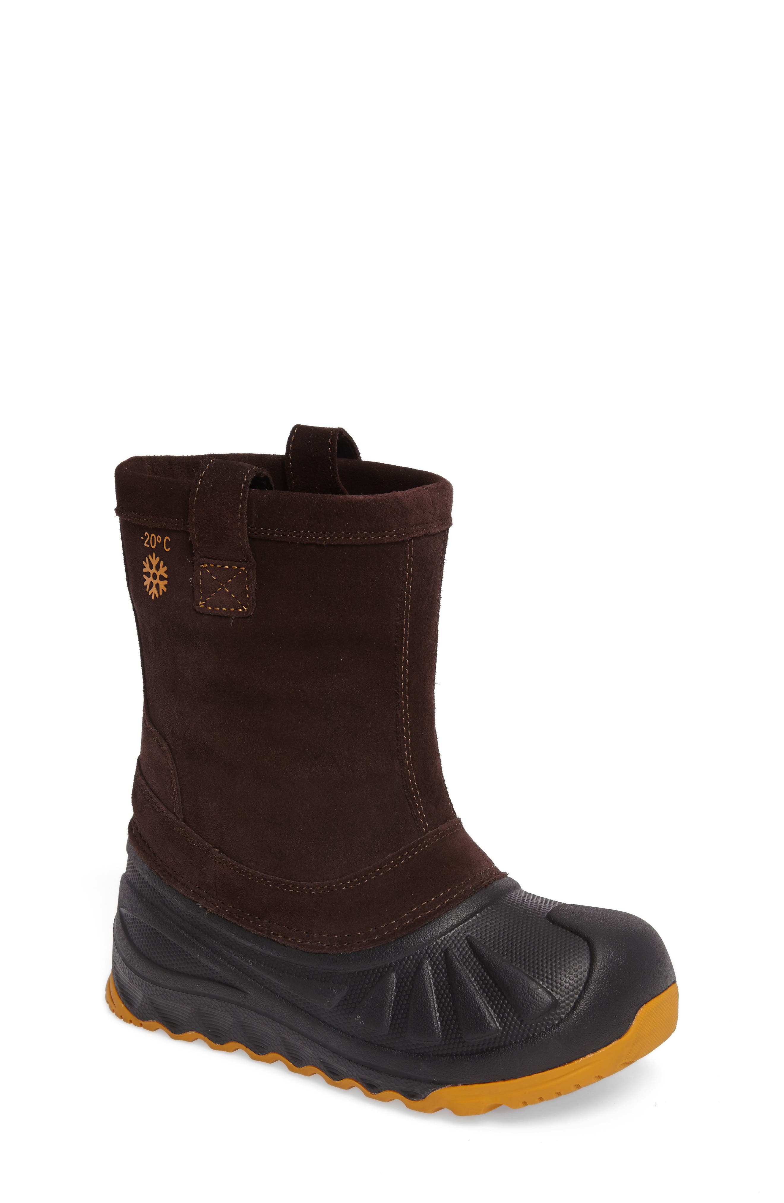 Alternate Image 1 Selected - UGG® Evertt Waterproof Thinsulate™ Insulated Snow Boot (Toddler, Little Kid & Big Kid)