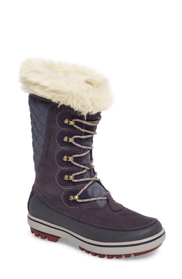 Helly Hansen Garibaldi Waterproof Snow Boot Women