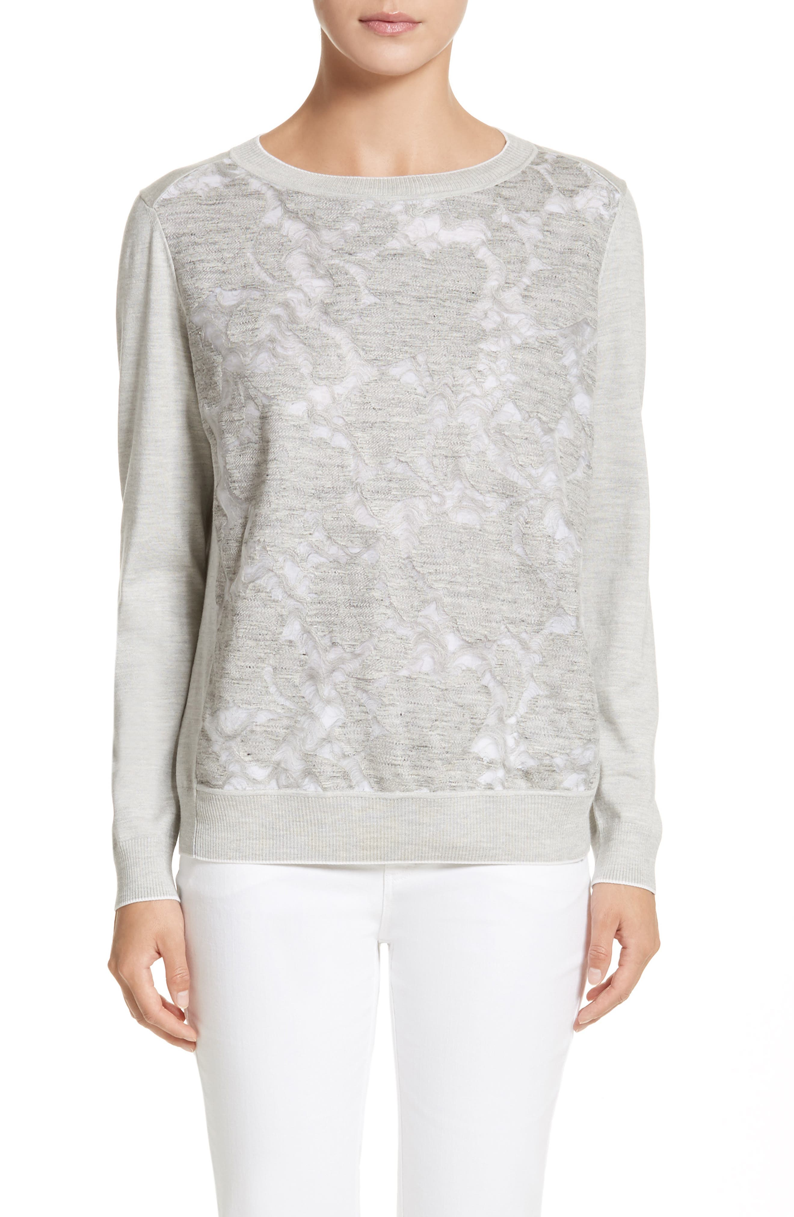 Main Image - Lafayette 148 New York Aralynn Top