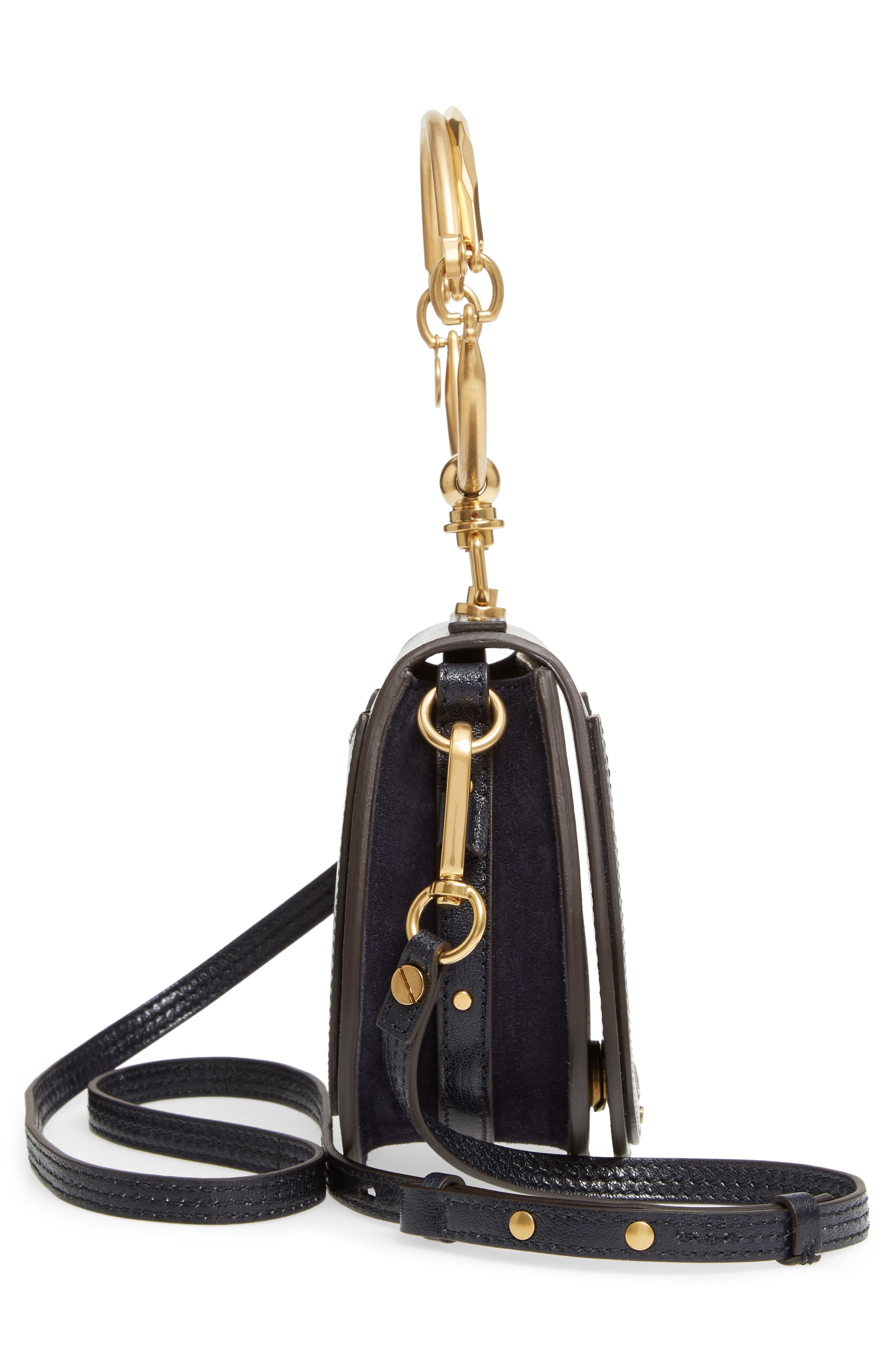 Alternate Image 4  - Chloé Small Nile Leather Crossbody Bag